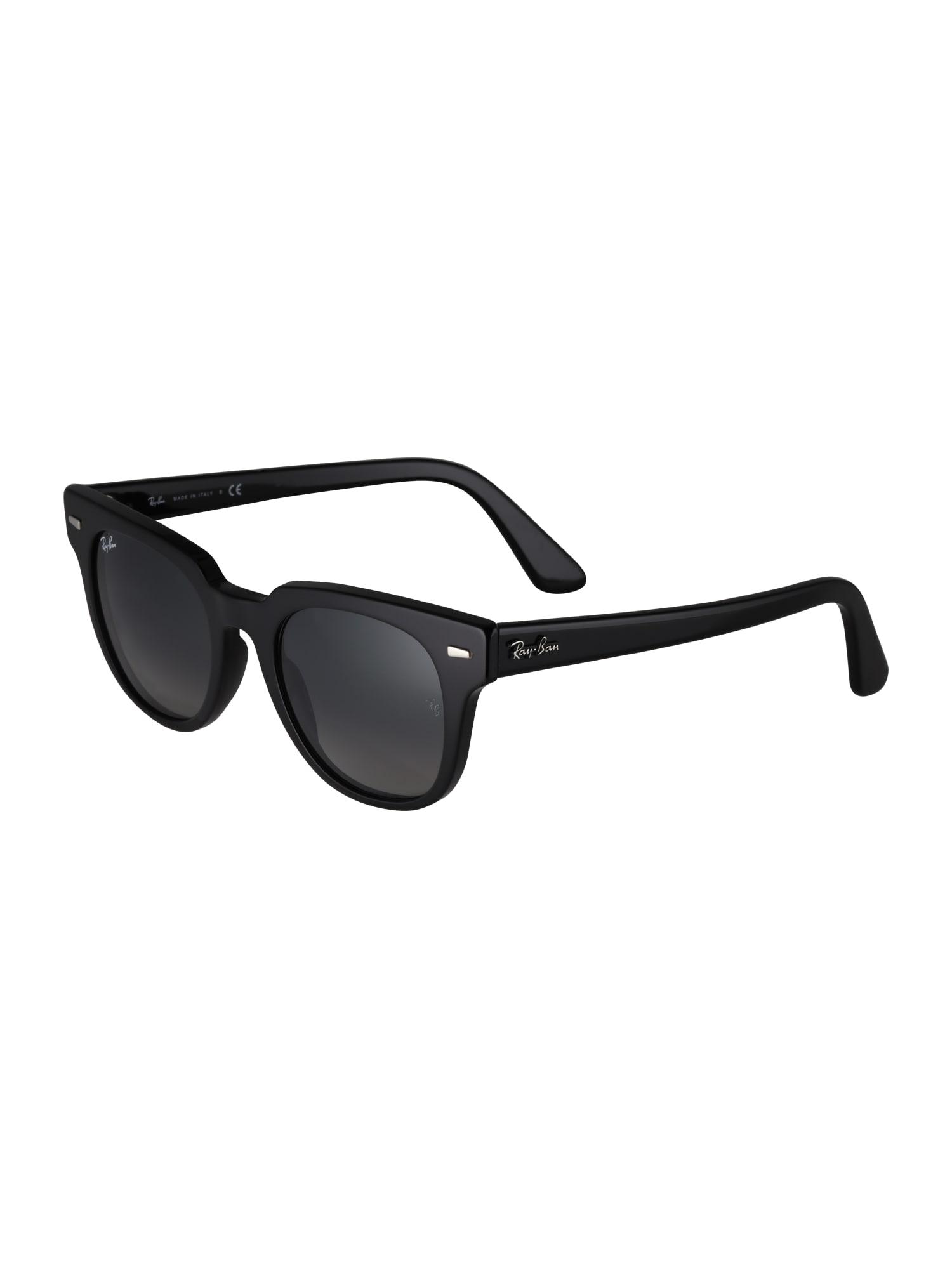 ray-ban occhiali da sole 'meteor' nero