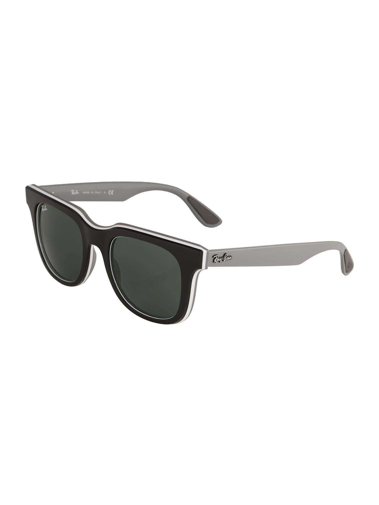 ray-ban occhiali da sole '0rb4368' nero, grigio