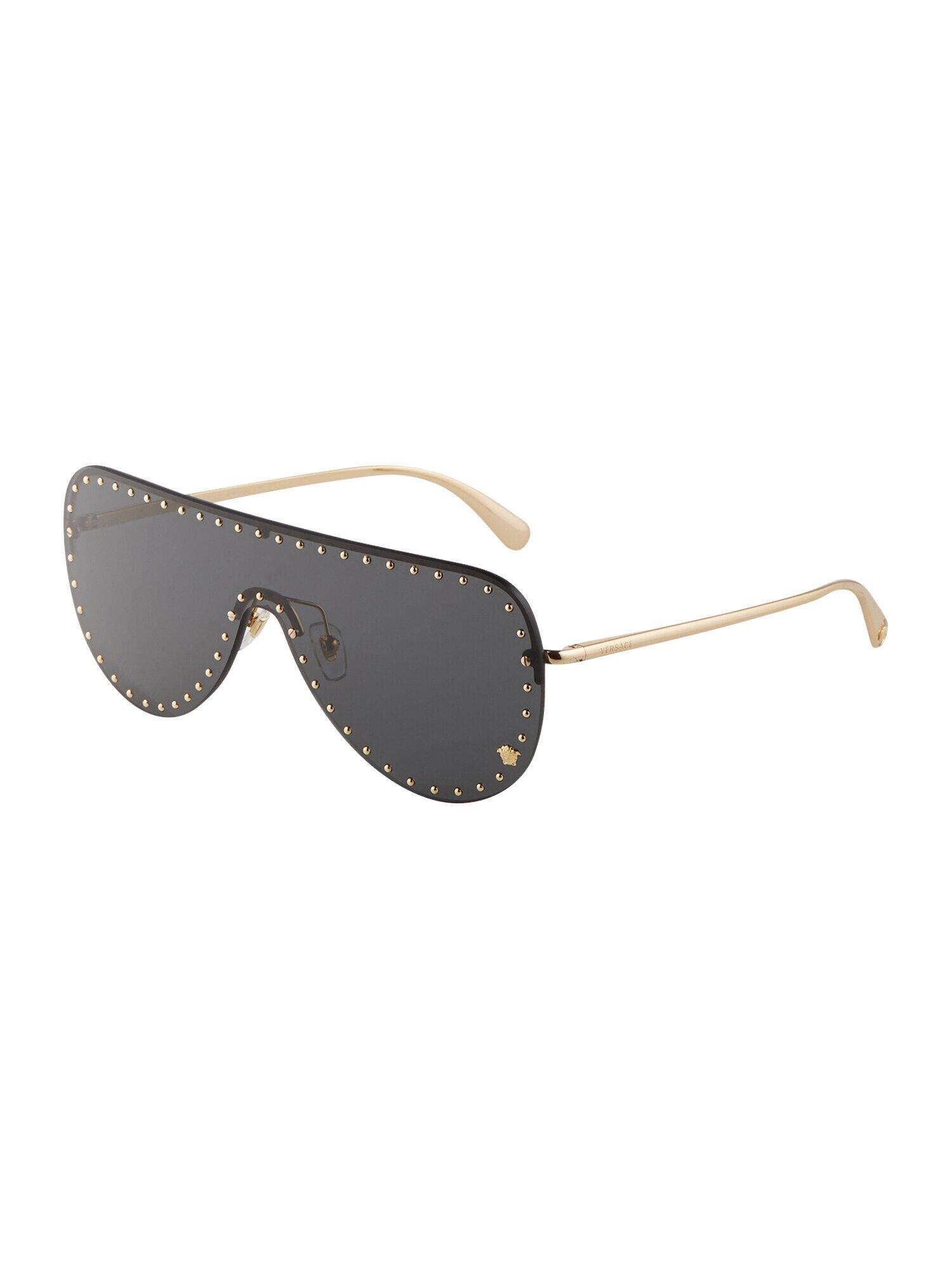 versace occhiali da sole '0ve2230b' oro