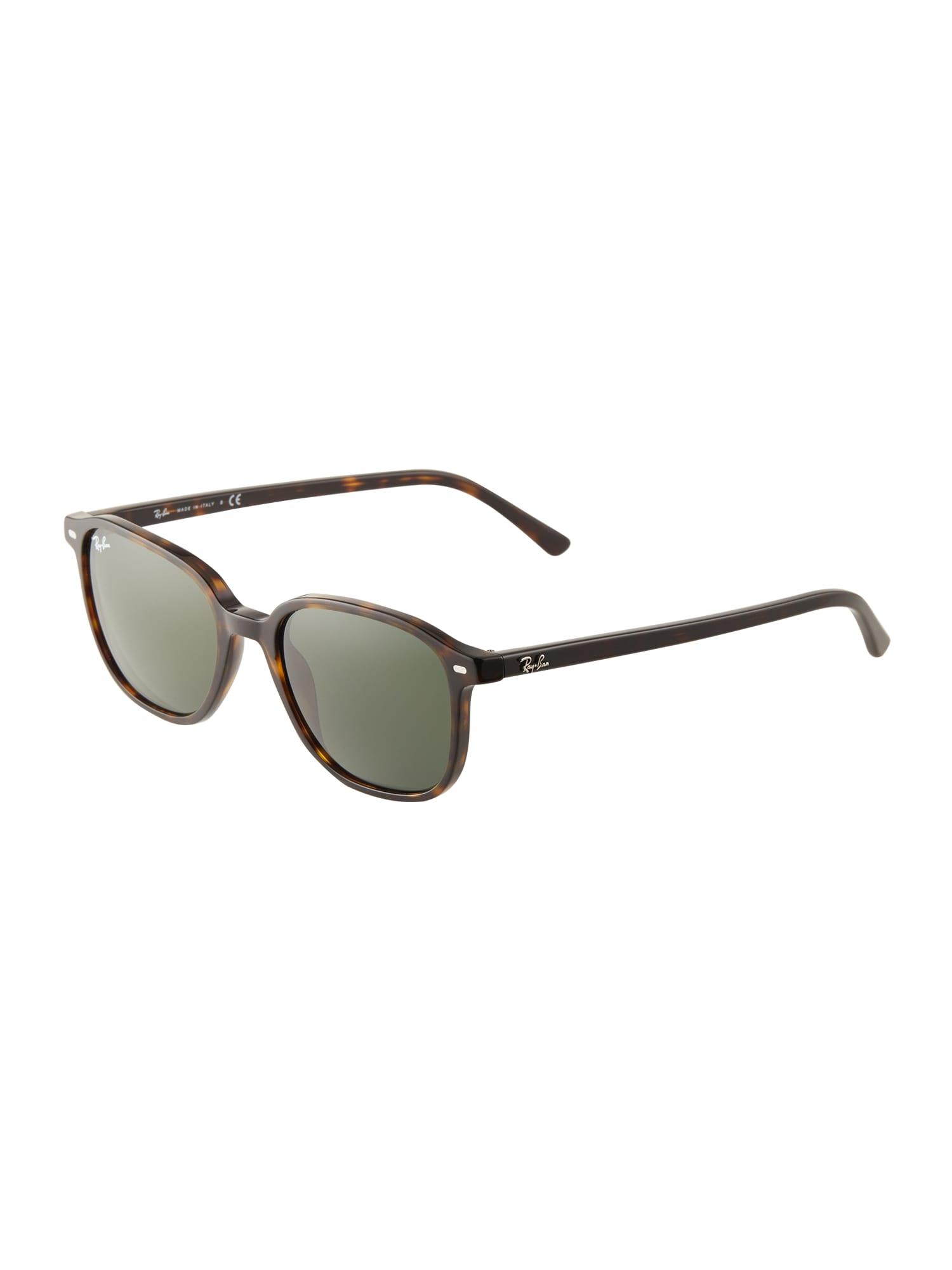 ray-ban occhiali da sole '0rb2193' marrone