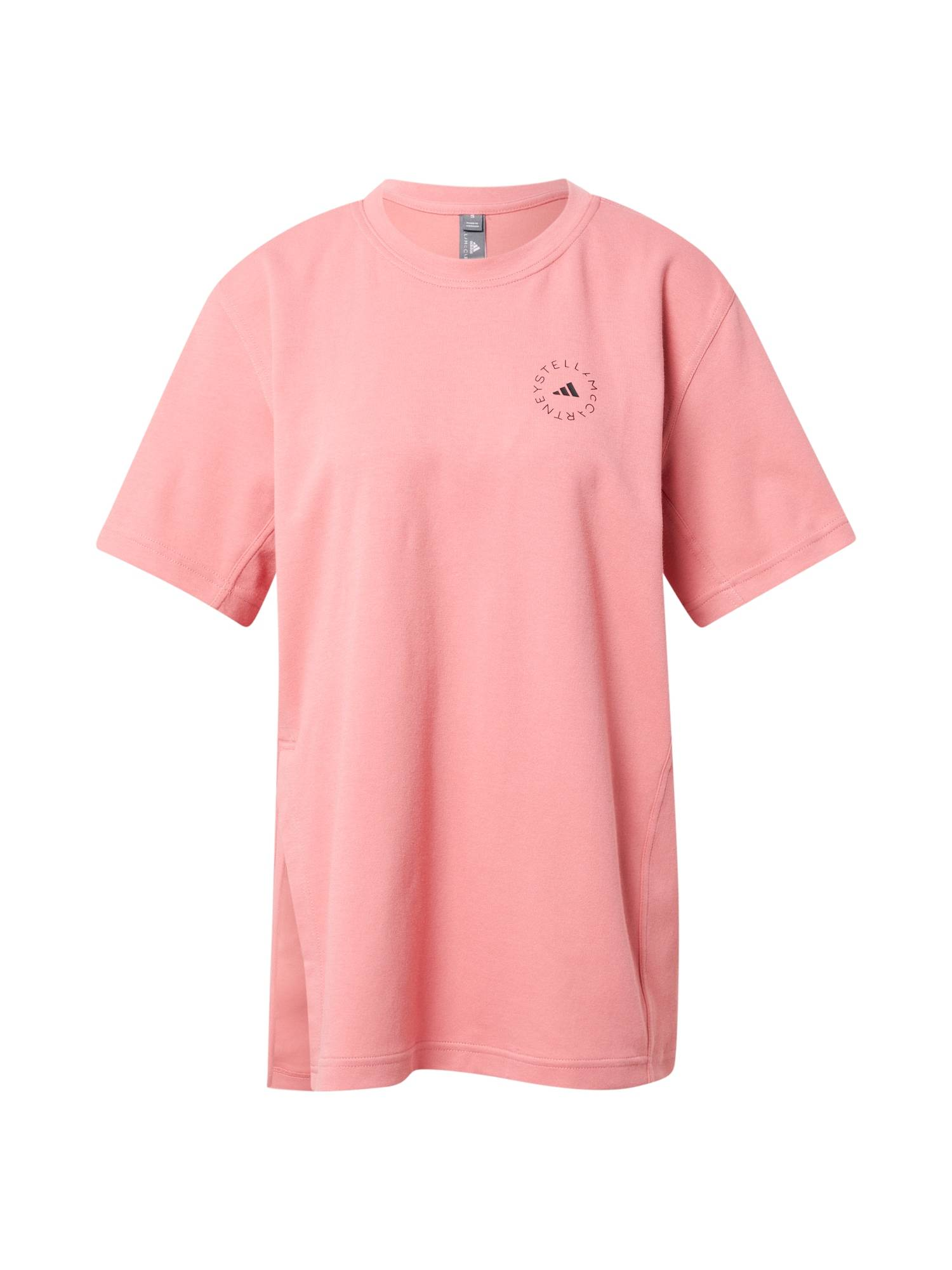 adidas by stella mccartney maglia funzionale rosa
