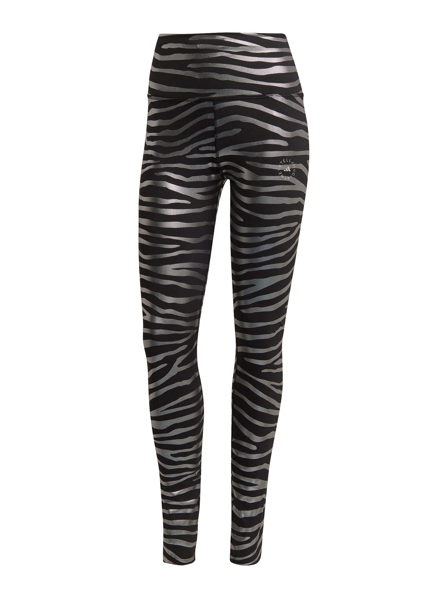 adidas by stella mccartney pantaloni sportivi nero