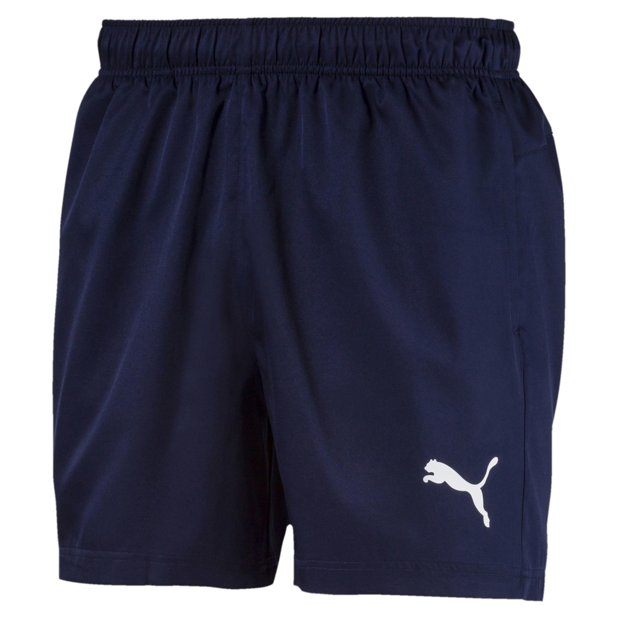 puma pantaloni sportivi 'active' blu