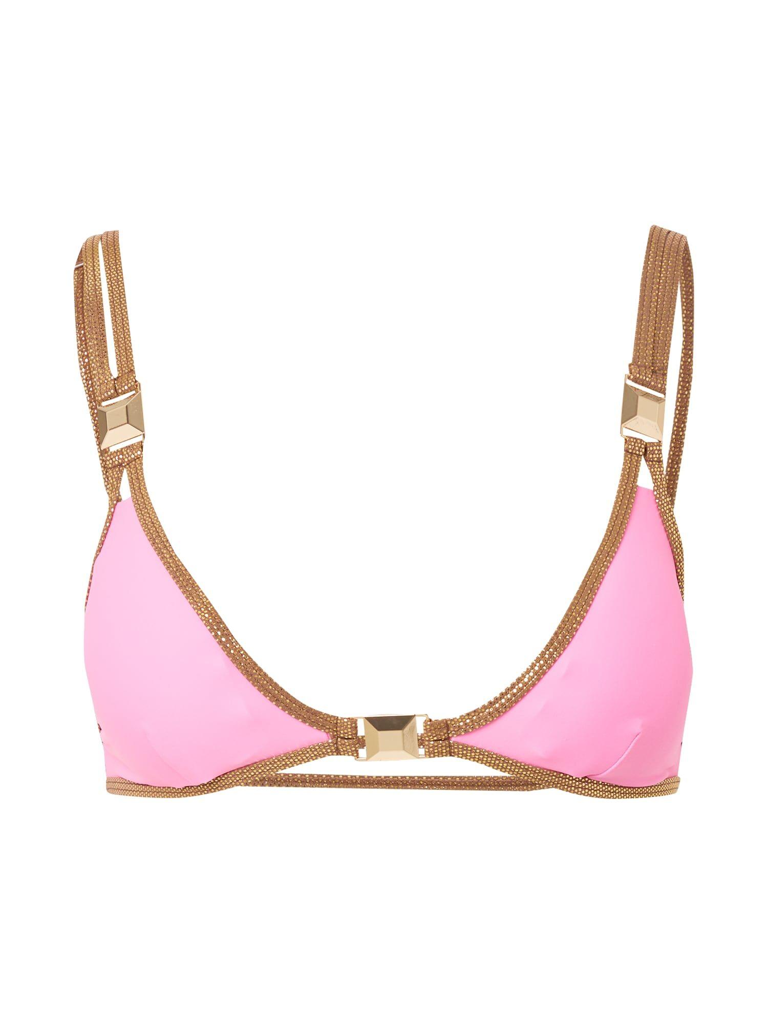 River Island Top per bikini Rosa