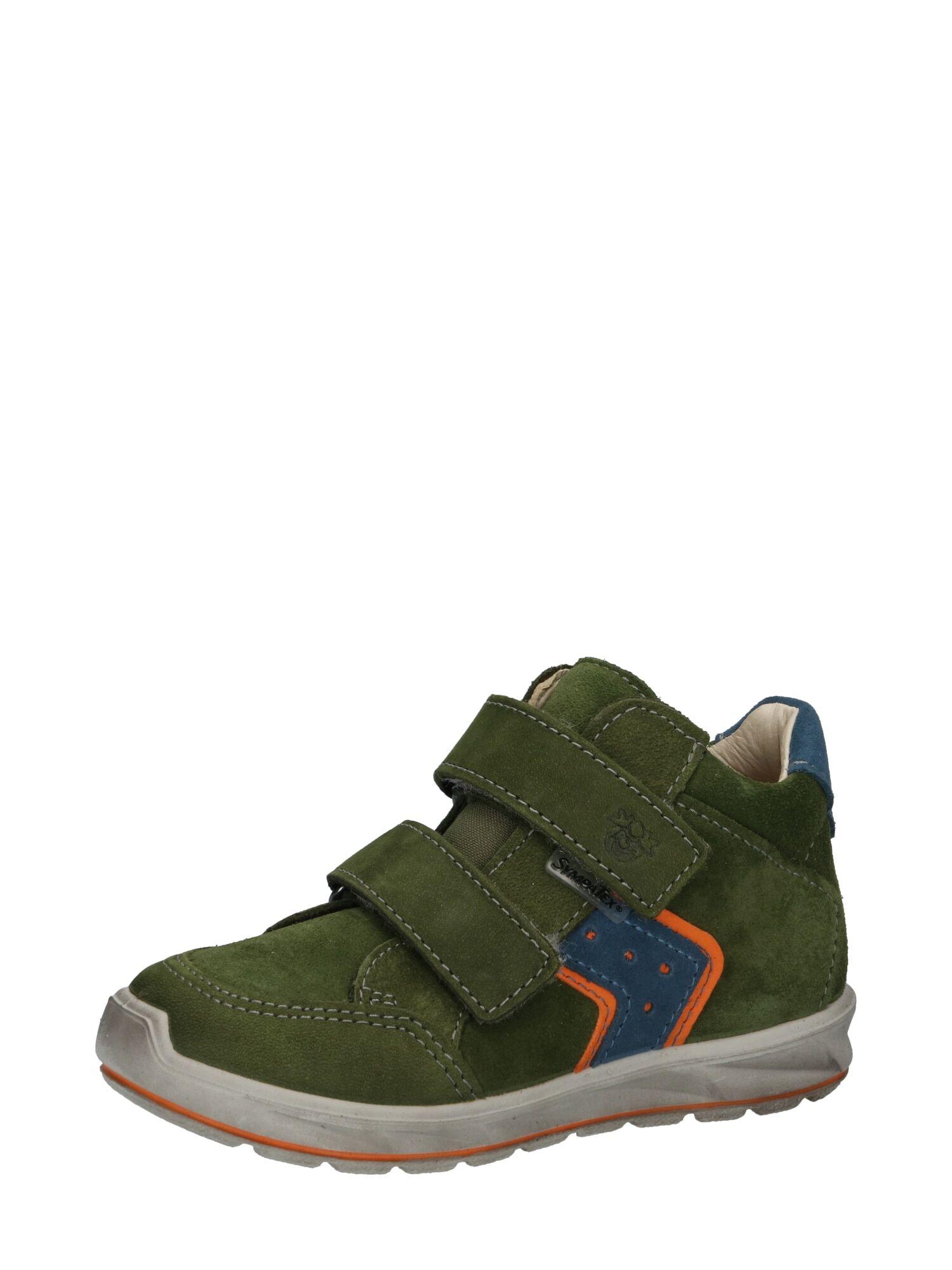 ricosta scarpina primi passi verde