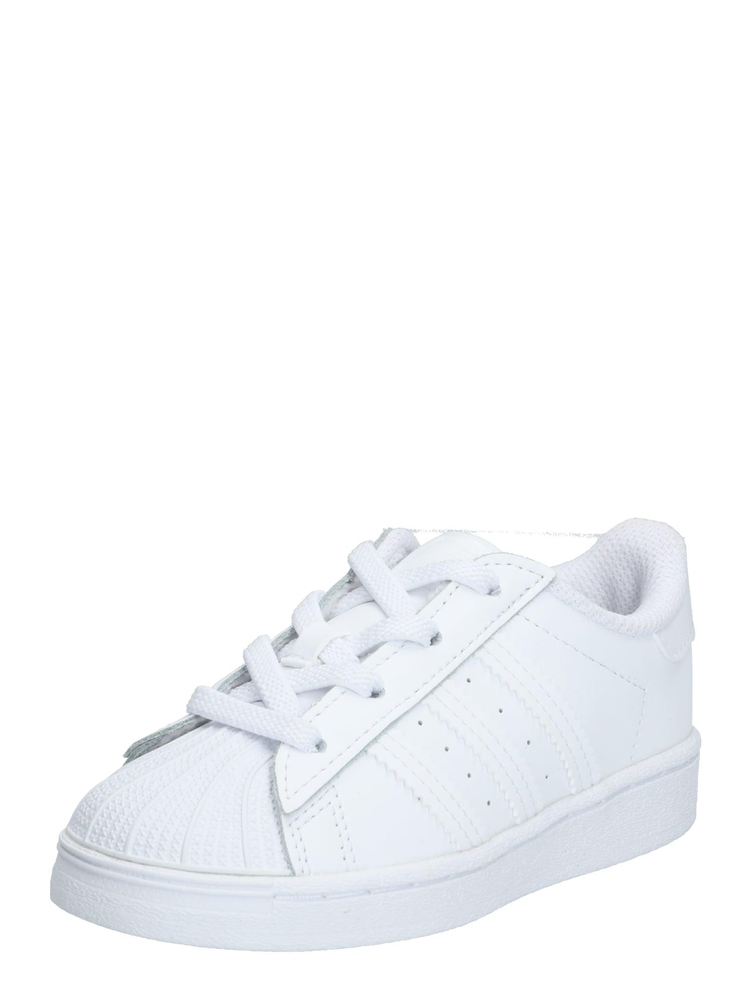 ADIDAS ORIGINALS Sneaker 'SUPERSTAR EL I' Bianco