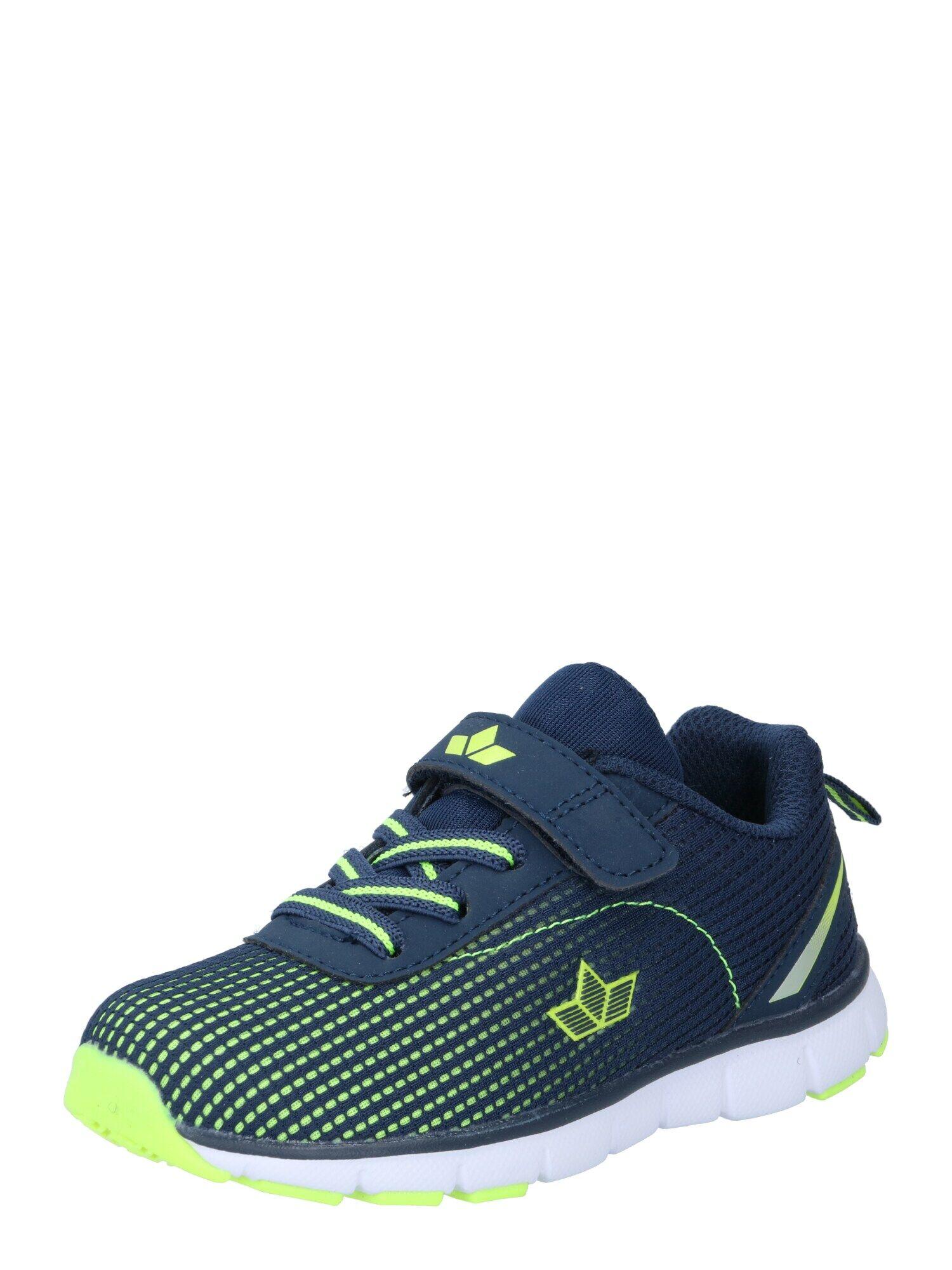 LICO Sneaker 'Flow' Blu, Giallo