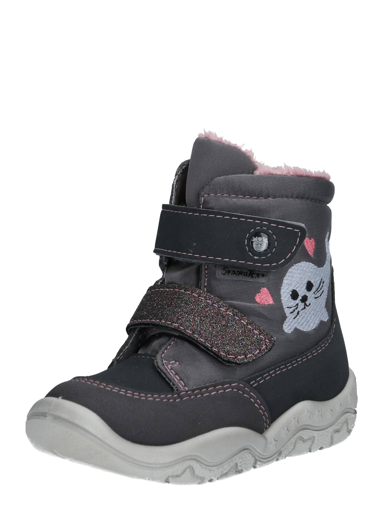 Pepino Boots da neve Grigio