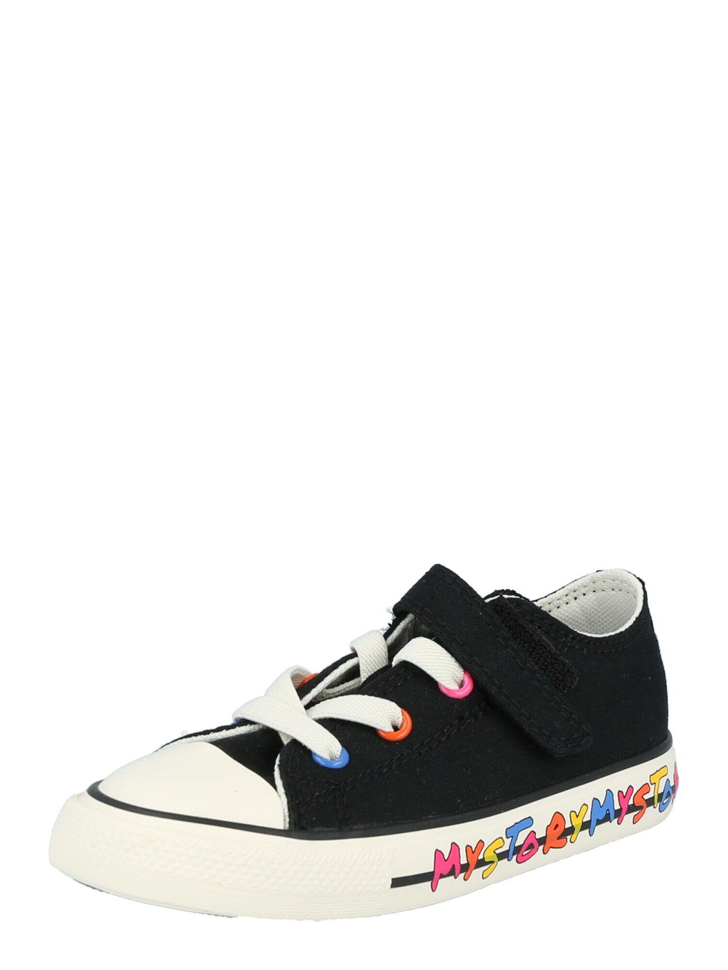 CONVERSE Sneaker 'CTAS 1V OX' Nero