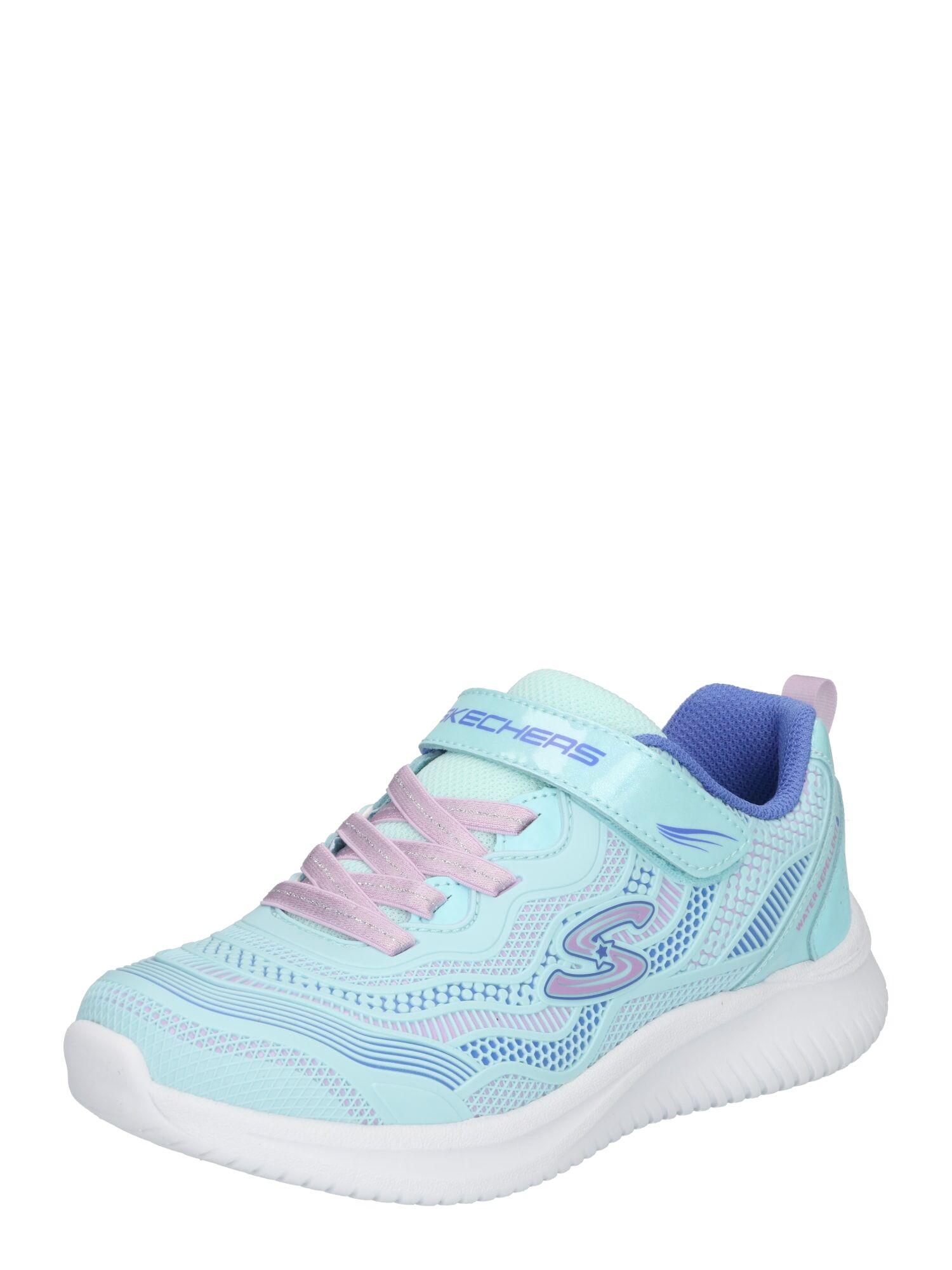 SKECHERS Sneaker 'JUMPSTERS' Blu