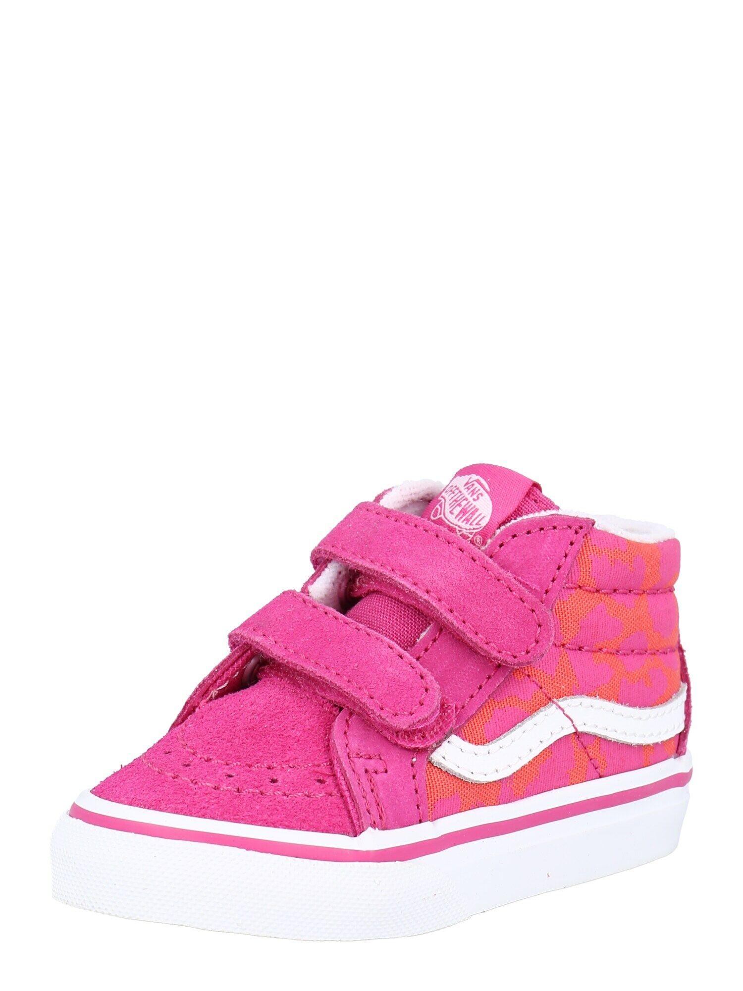 VANS Sneaker 'SK8-Mid Reissue' Rosa