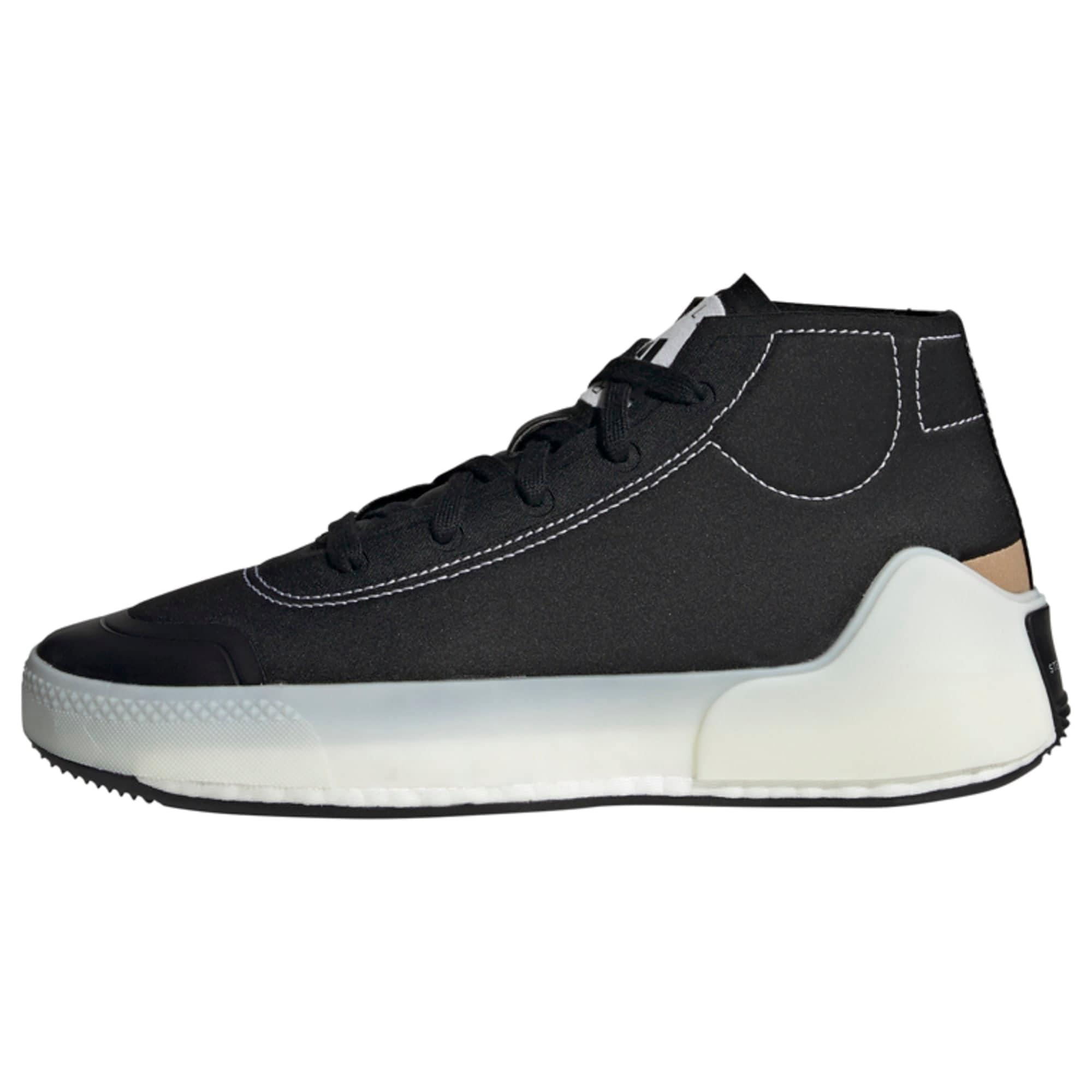 adidas by stella mccartney scarpa sportiva 'treino' nero
