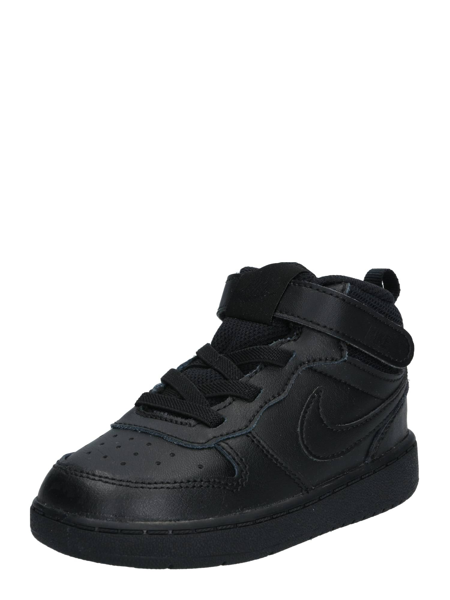 Nike Sportswear Sneaker 'Court Borough Mid 2' Nero