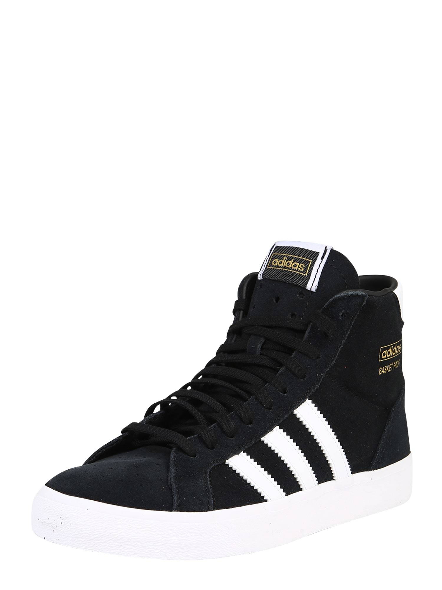 ADIDAS ORIGINALS Sneaker 'Basket Profi' Nero