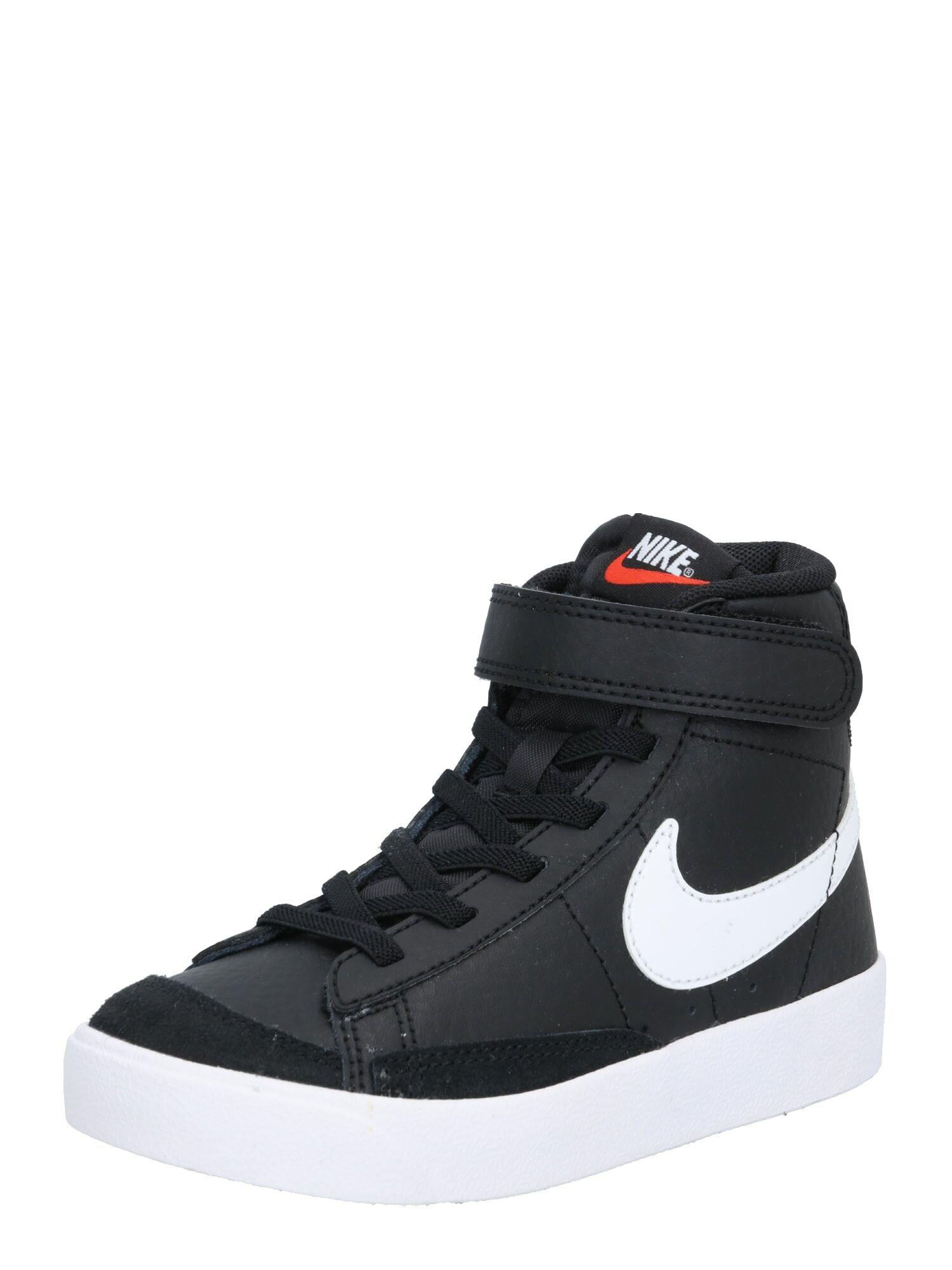 Nike Sportswear Sneaker 'Blazer 77' Nero