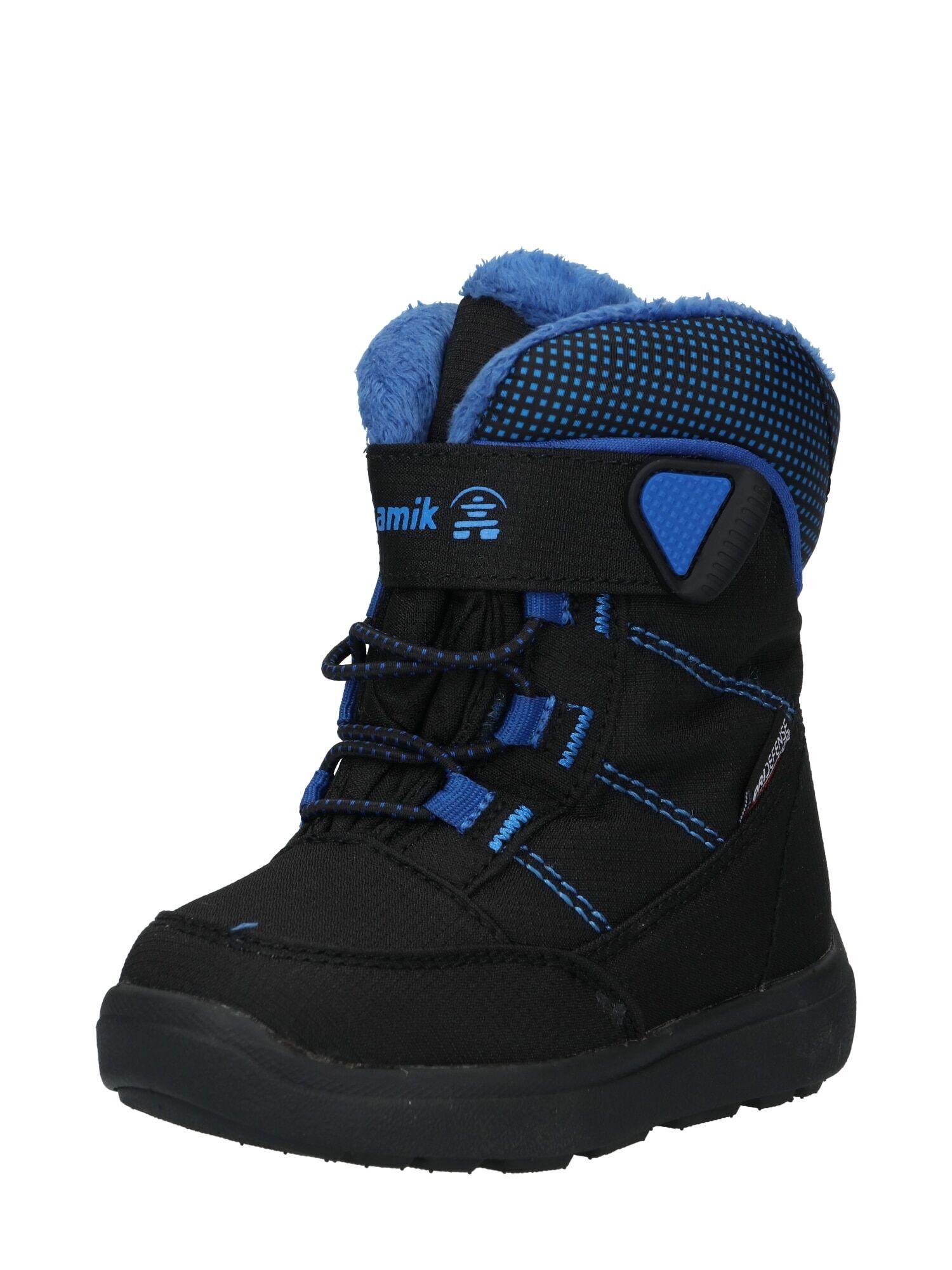 Kamik Boots 'Stance2' Blu, Nero