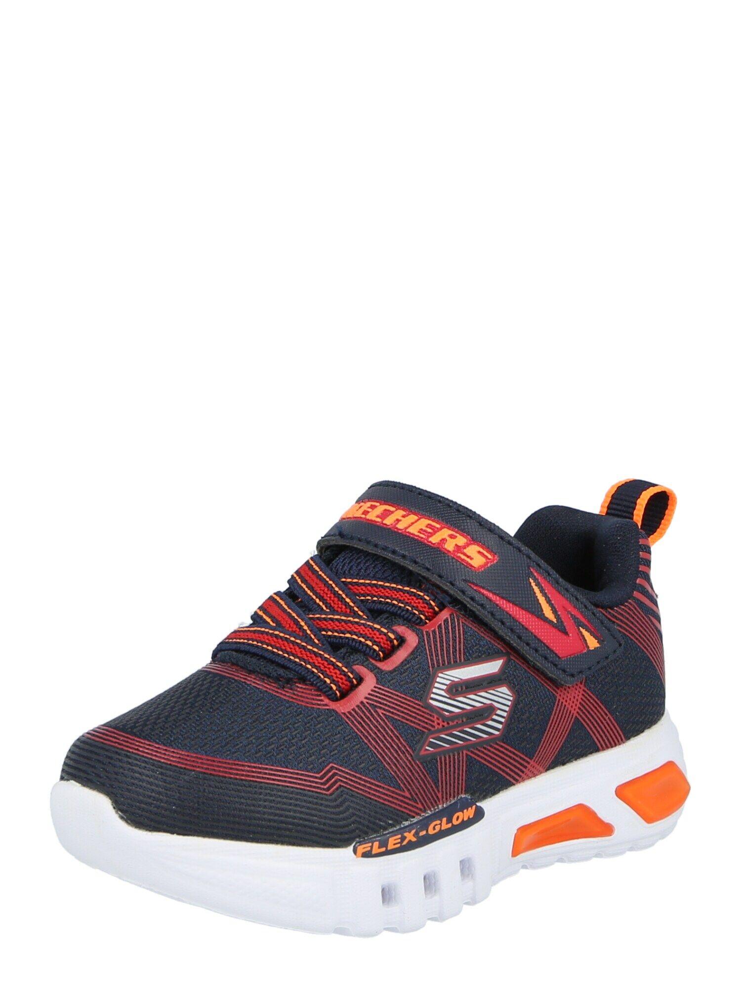 SKECHERS Sneaker 'FLEX-GLOW' Blu