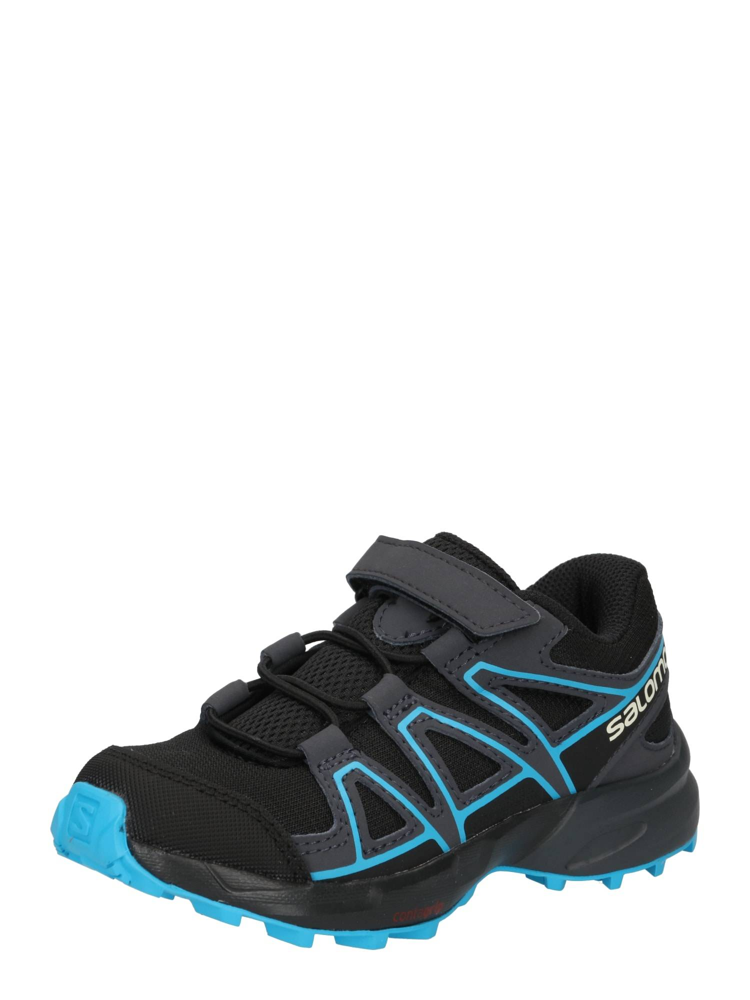 SALOMON Scarpa bassa 'SPEEDCROSS BUNGEE' Nero