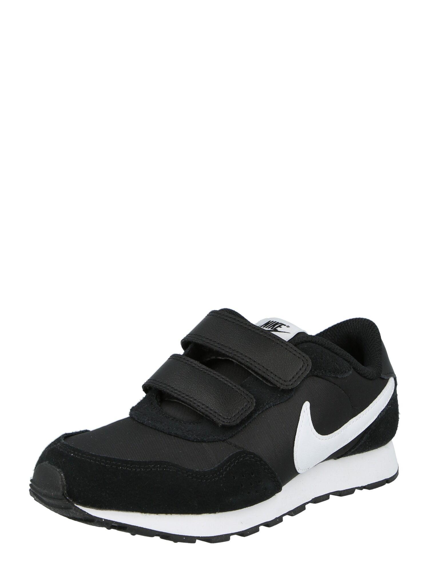 Nike Sportswear Sneaker 'MD Valiant' Nero