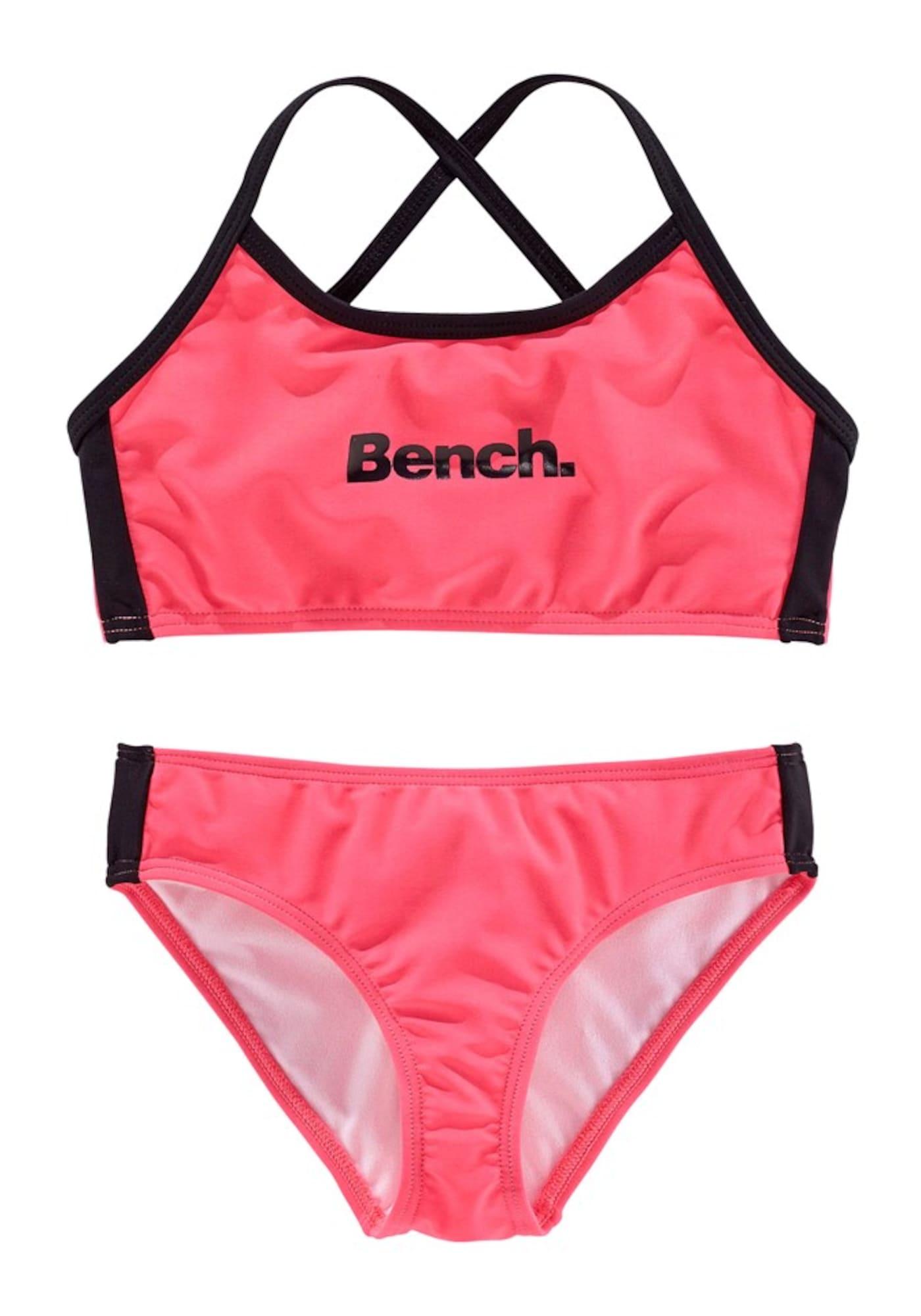 BENCH Abbigliamento da mare sportivo Rosa