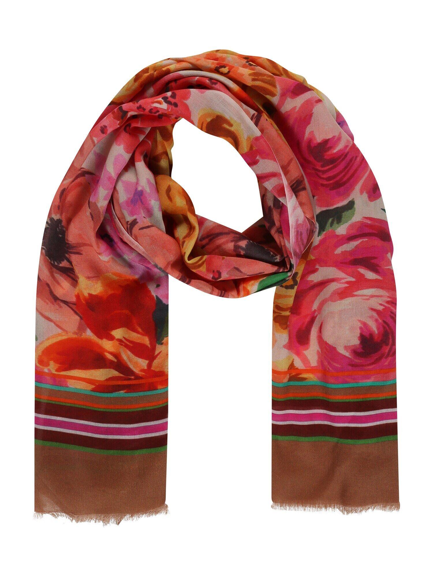 codello sciarpa colori misti