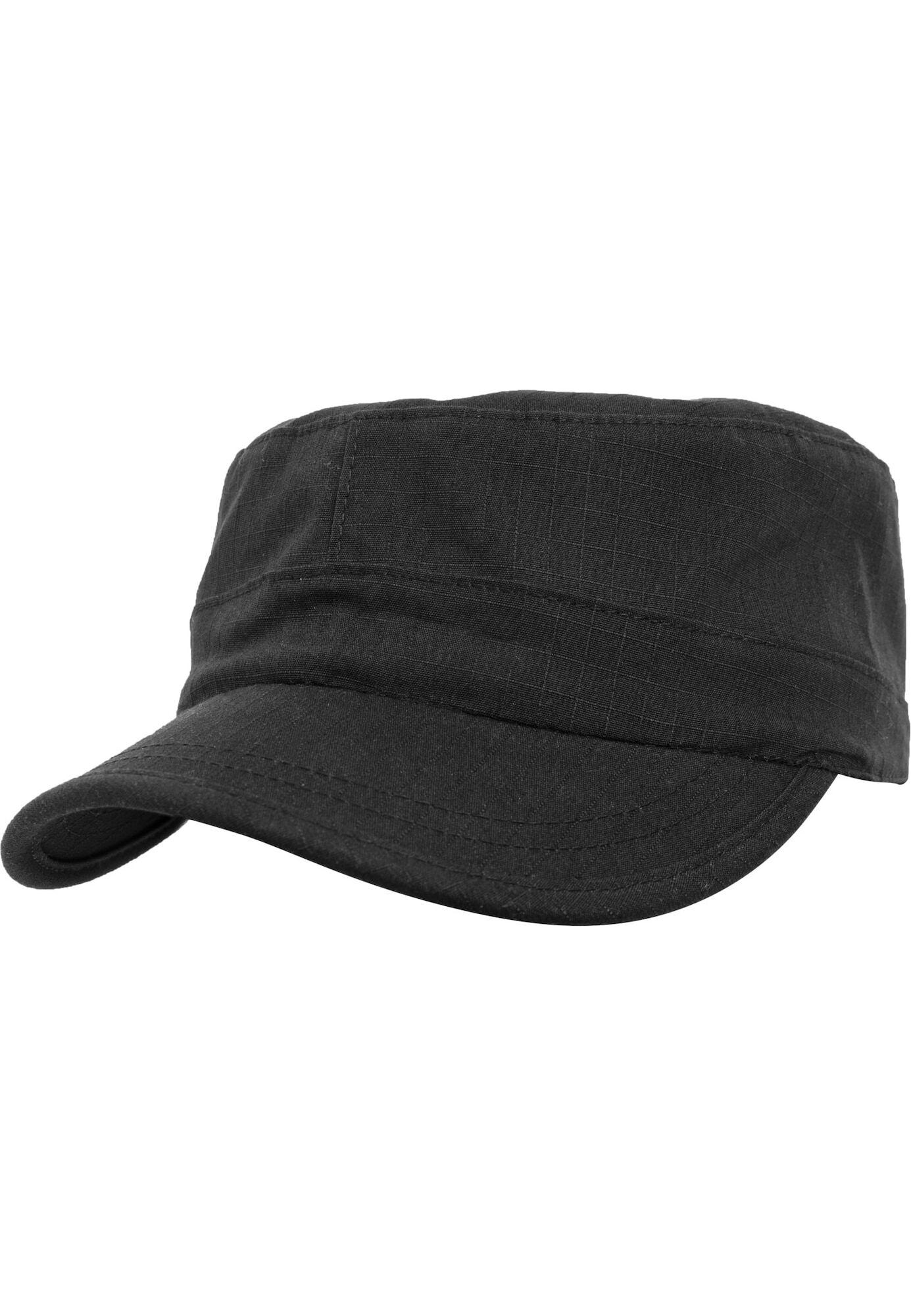 Flexfit Cappello da baseball 'Top Gun Ripstop' Nero