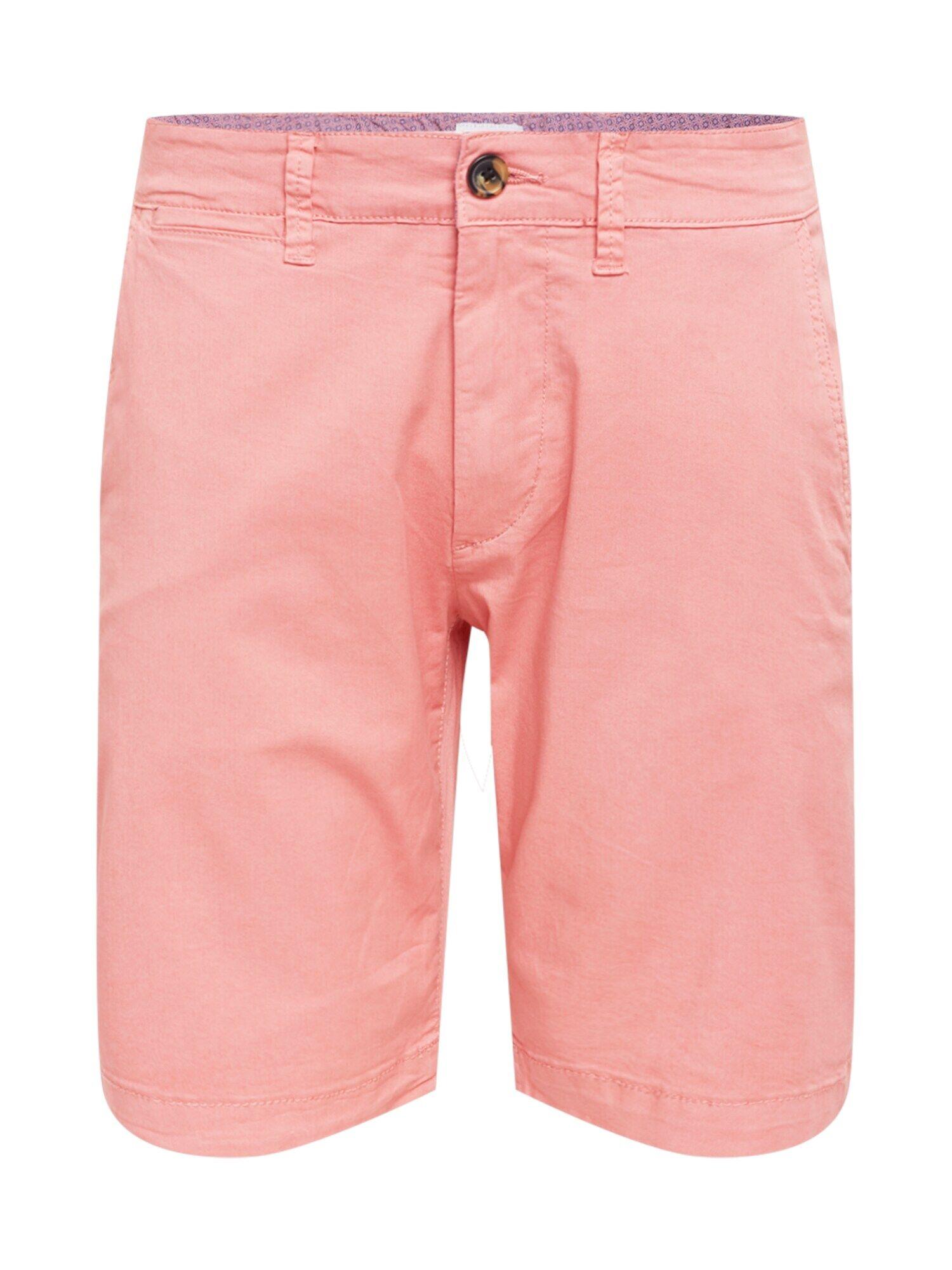 pepe jeans pantaloni chino 'mc queen' arancione