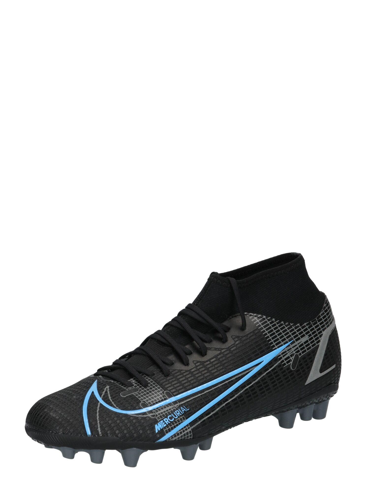 nike scarpa da calcio 'mercurial 8 academy' nero