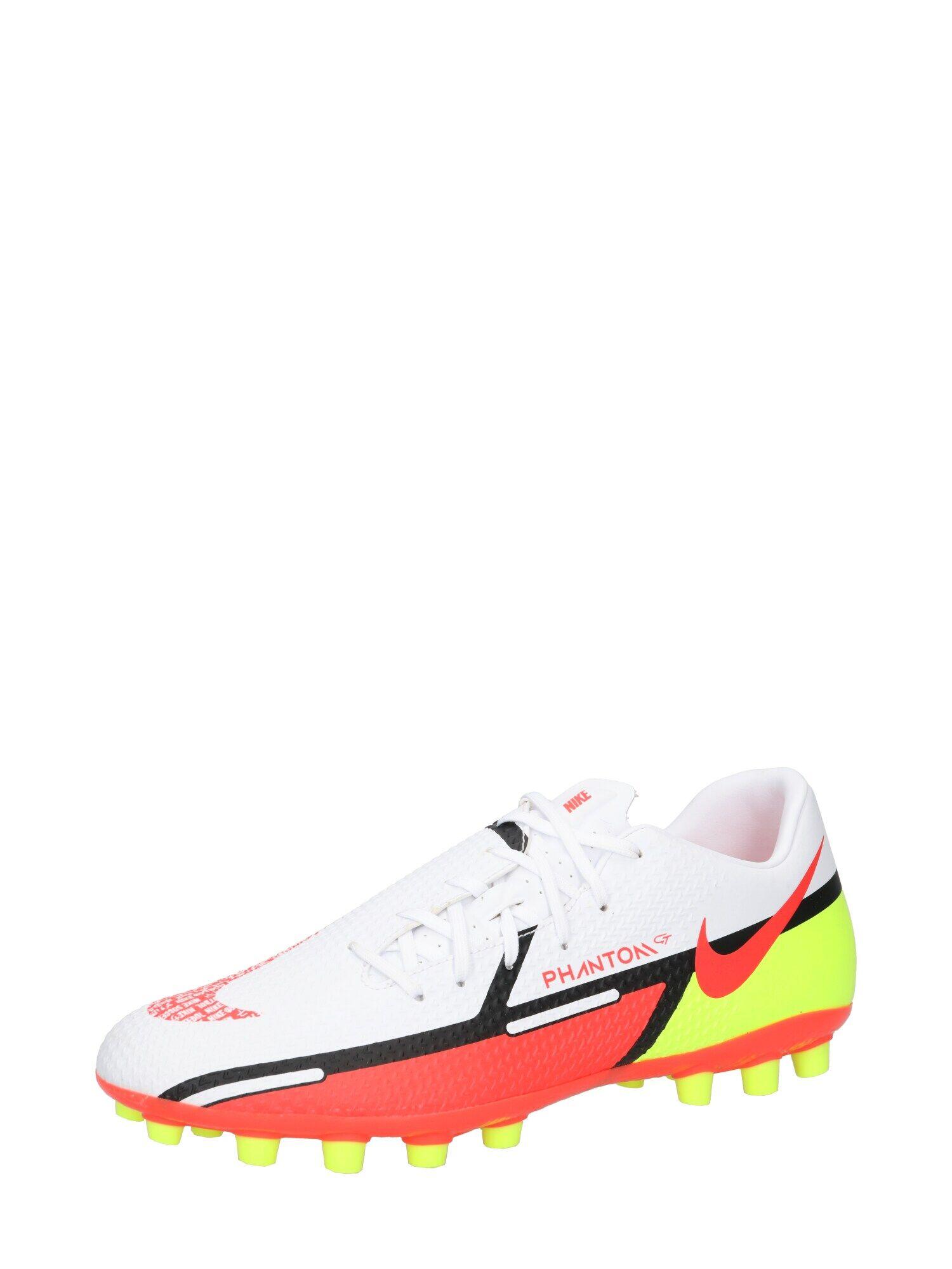 nike scarpa da calcio 'phantom gt2 academy' bianco