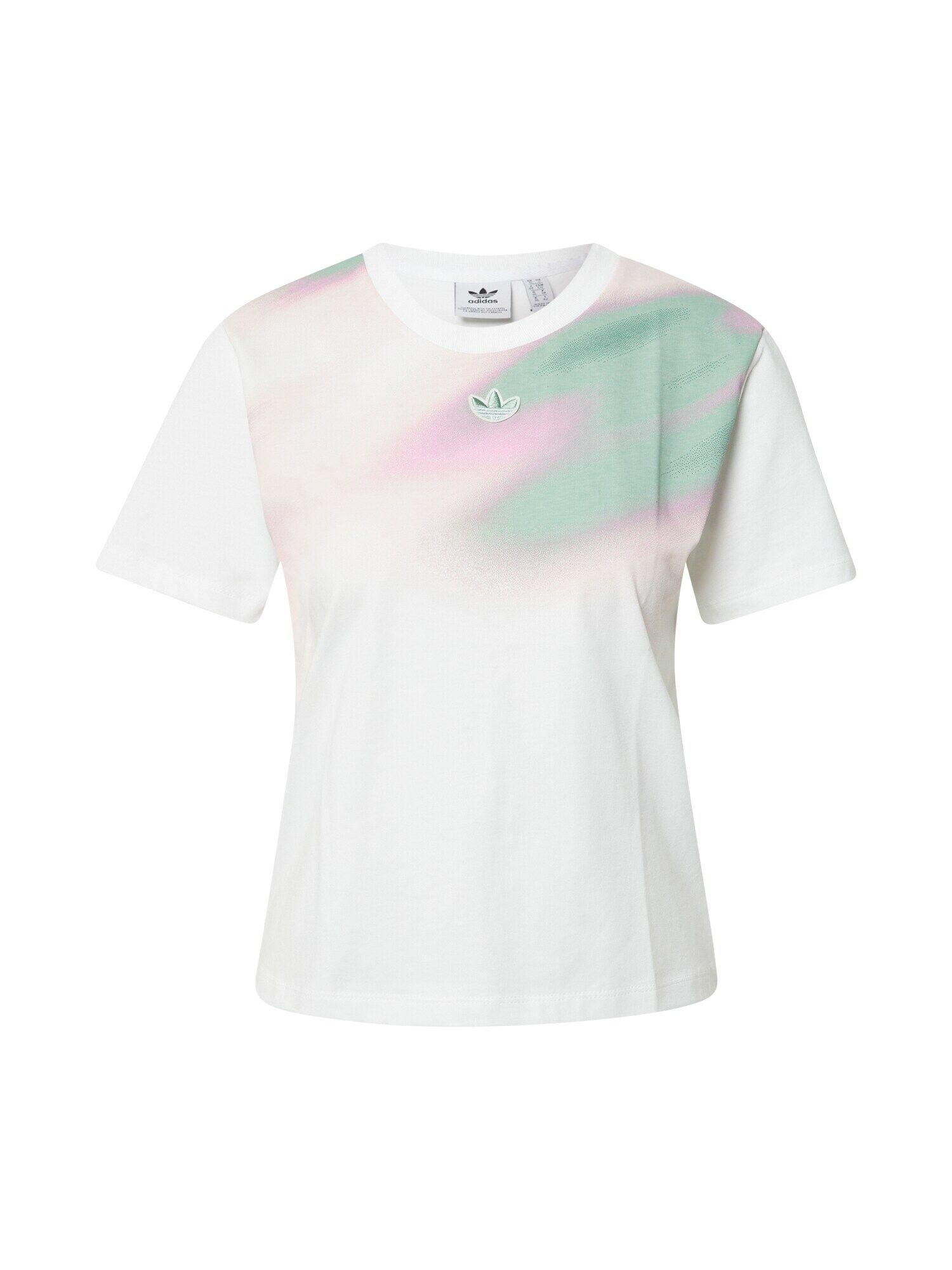 adidas originals maglietta 't-shirt' bianco