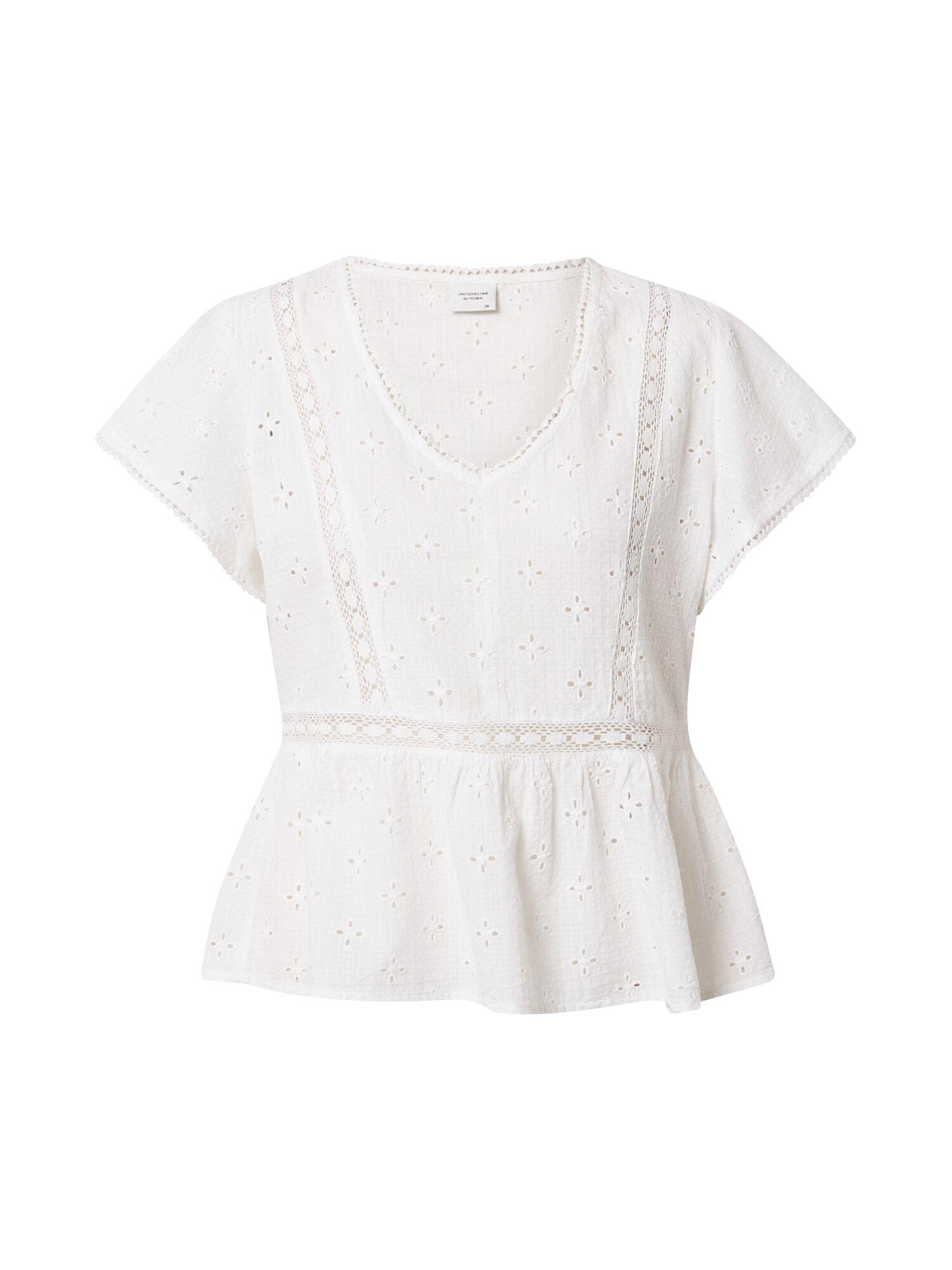 jdy camicia da donna 'vera' bianco