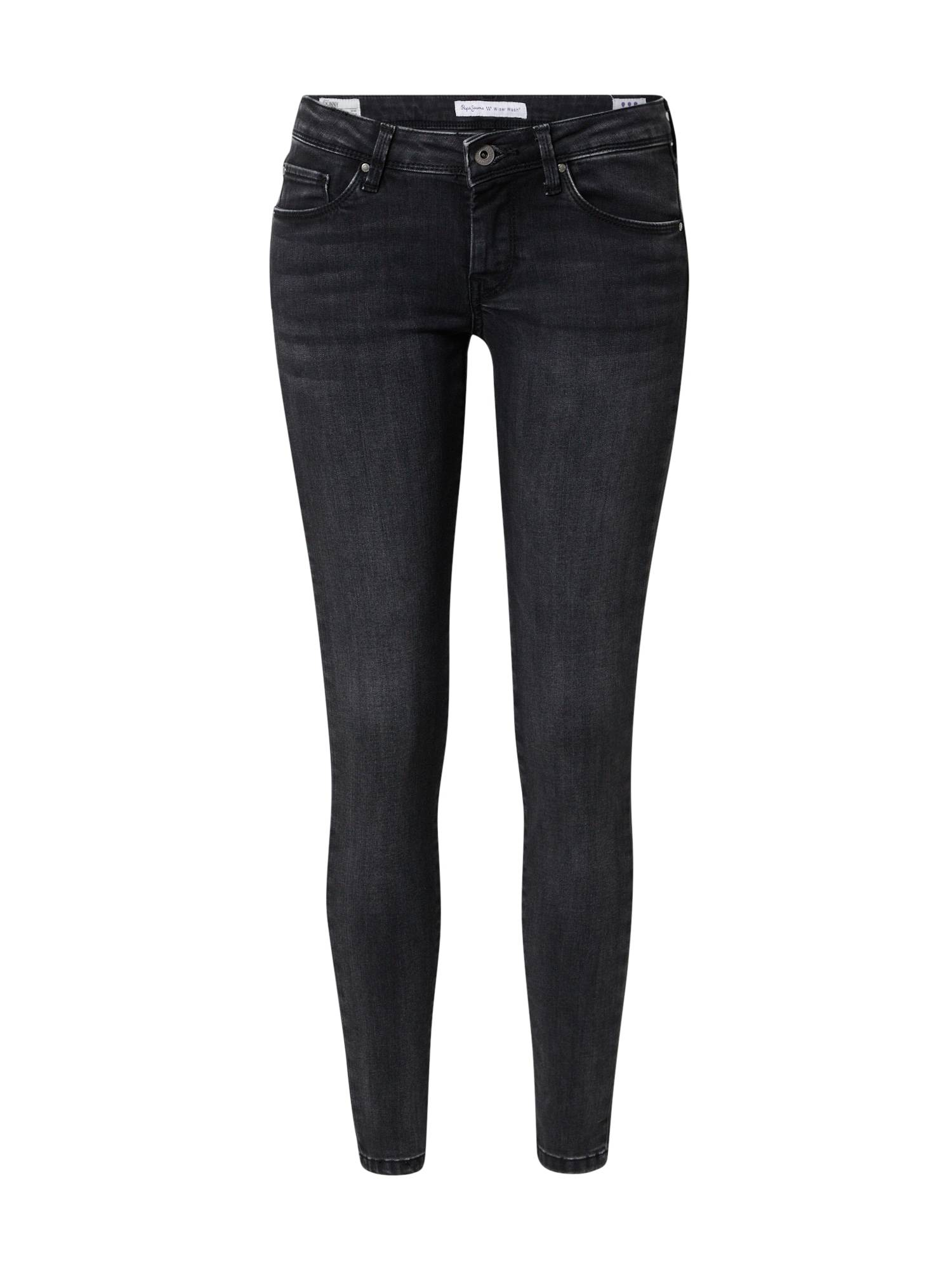 pepe jeans jeans 'lola' nero