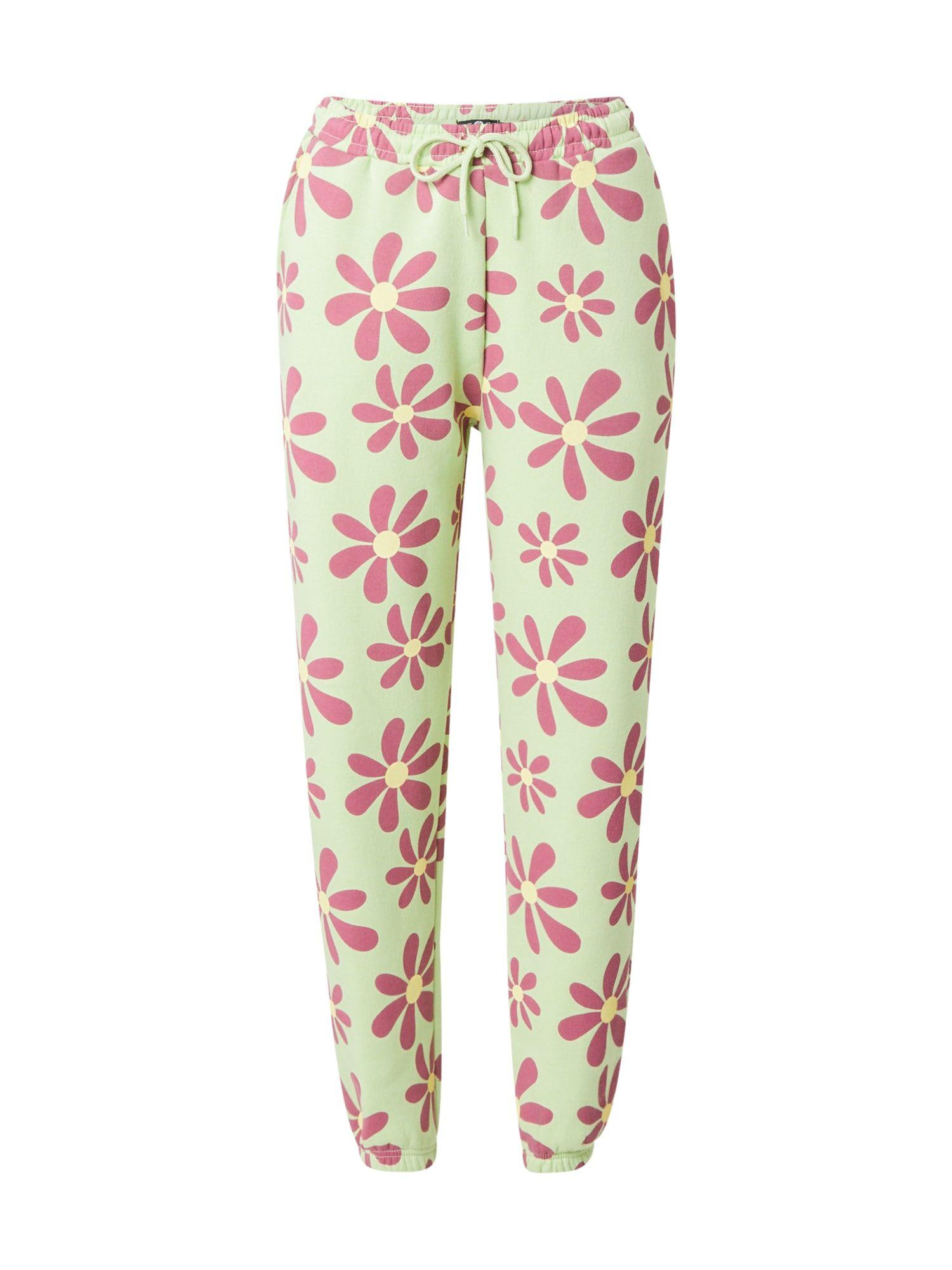 Daisy Street Pantaloni 'MEGAN' Verde