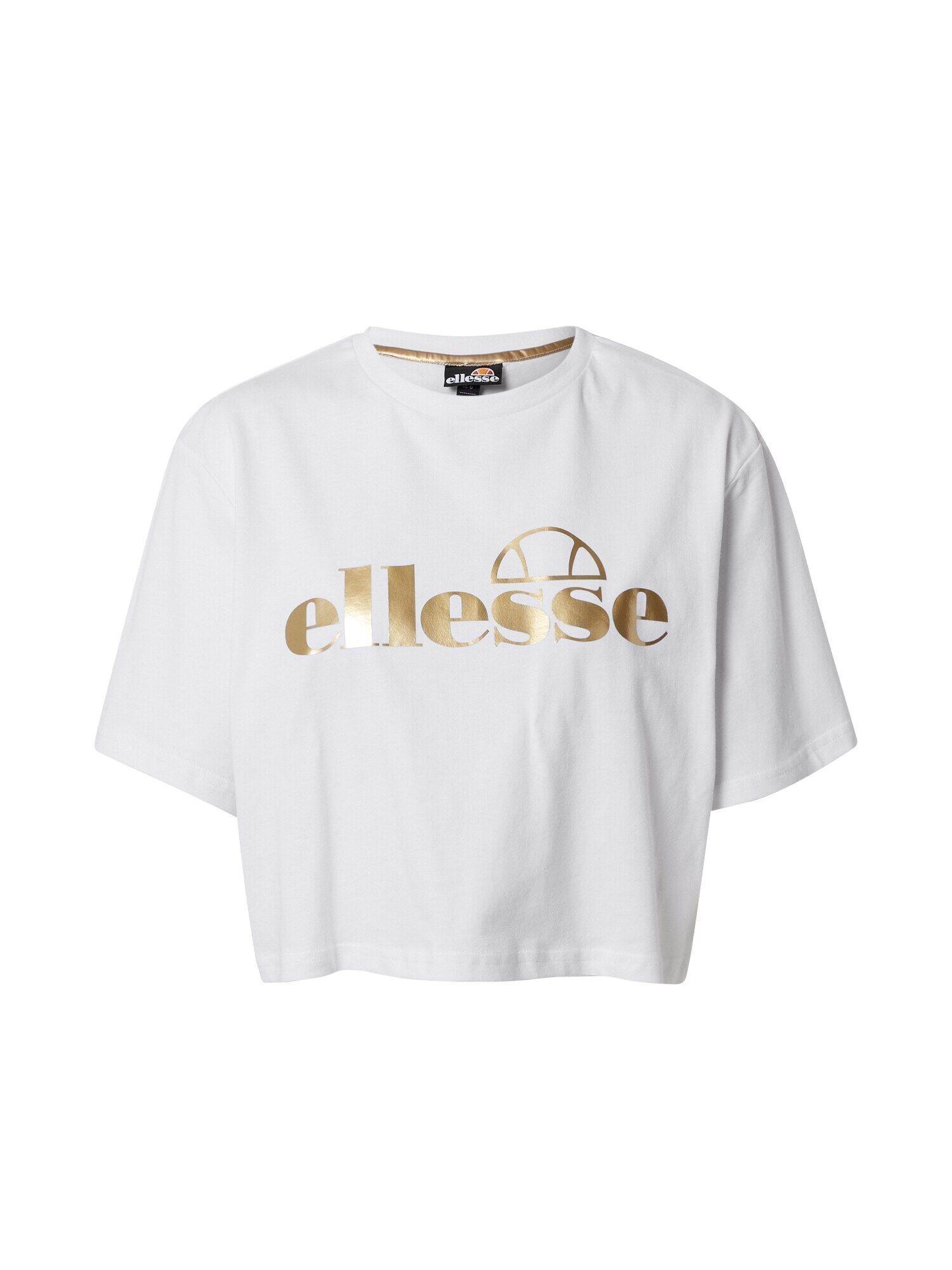 ELLESSE Maglietta 'Presepe' Bianco