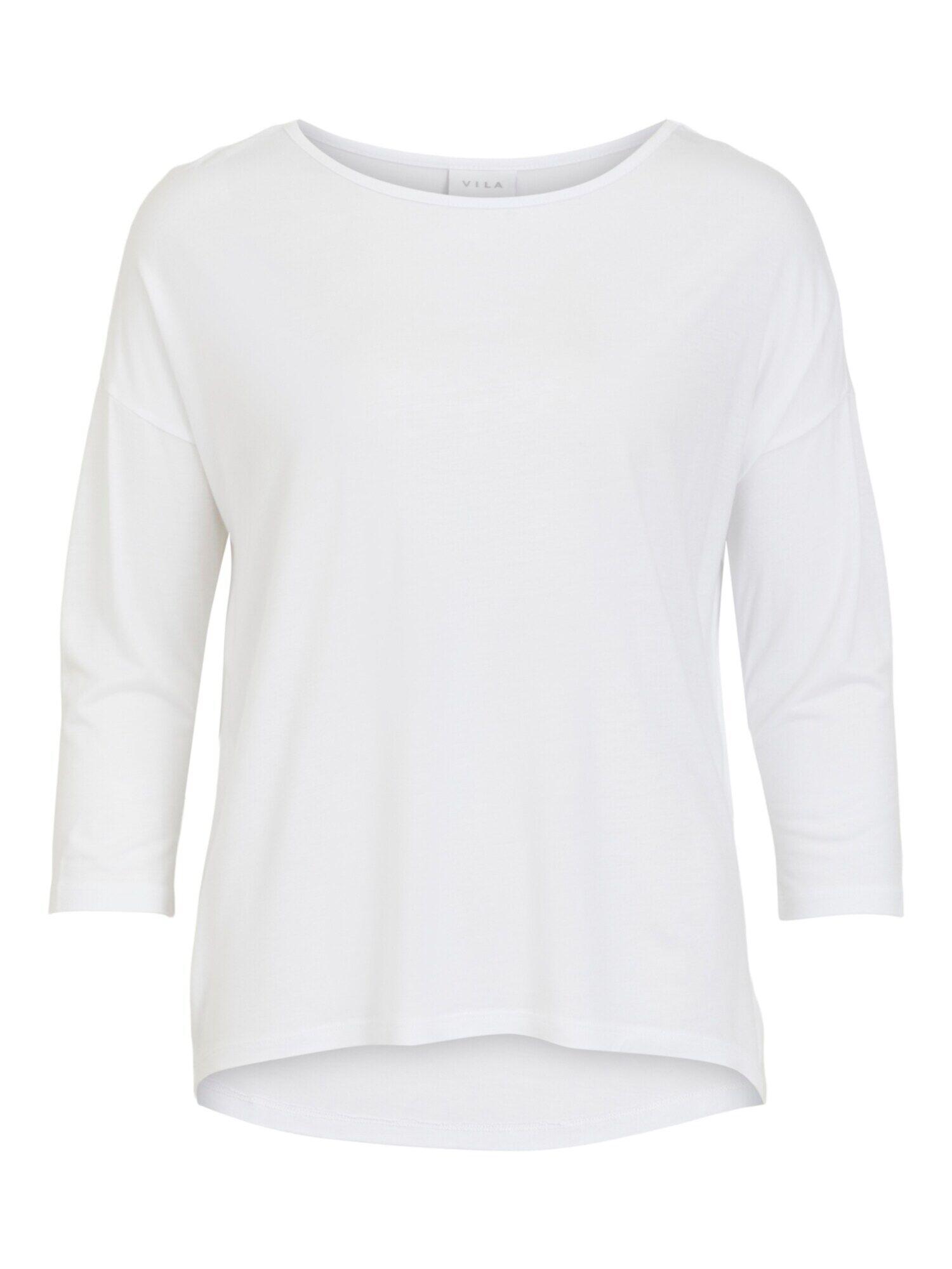 VILA Maglietta 'SCOOP' Bianco
