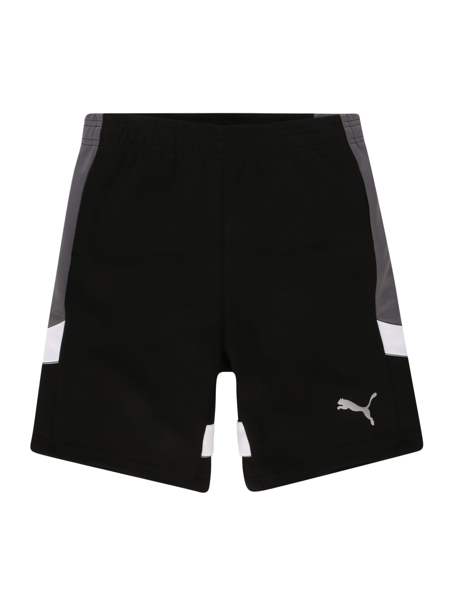 puma pantaloni 'active sports' nero