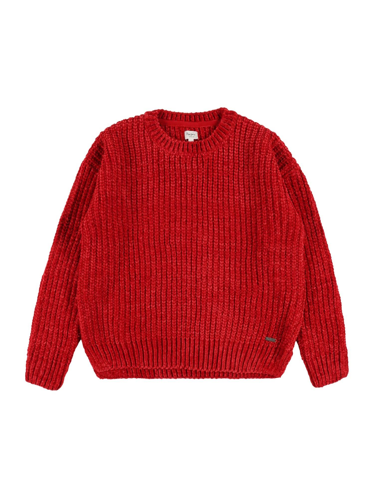 Pepe Jeans Pullover 'LIANE' Rosso