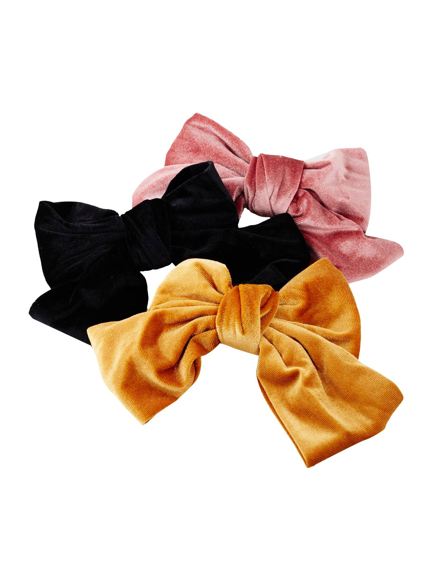 about you ornamento per i capelli 'nika' oro, nero, rosa