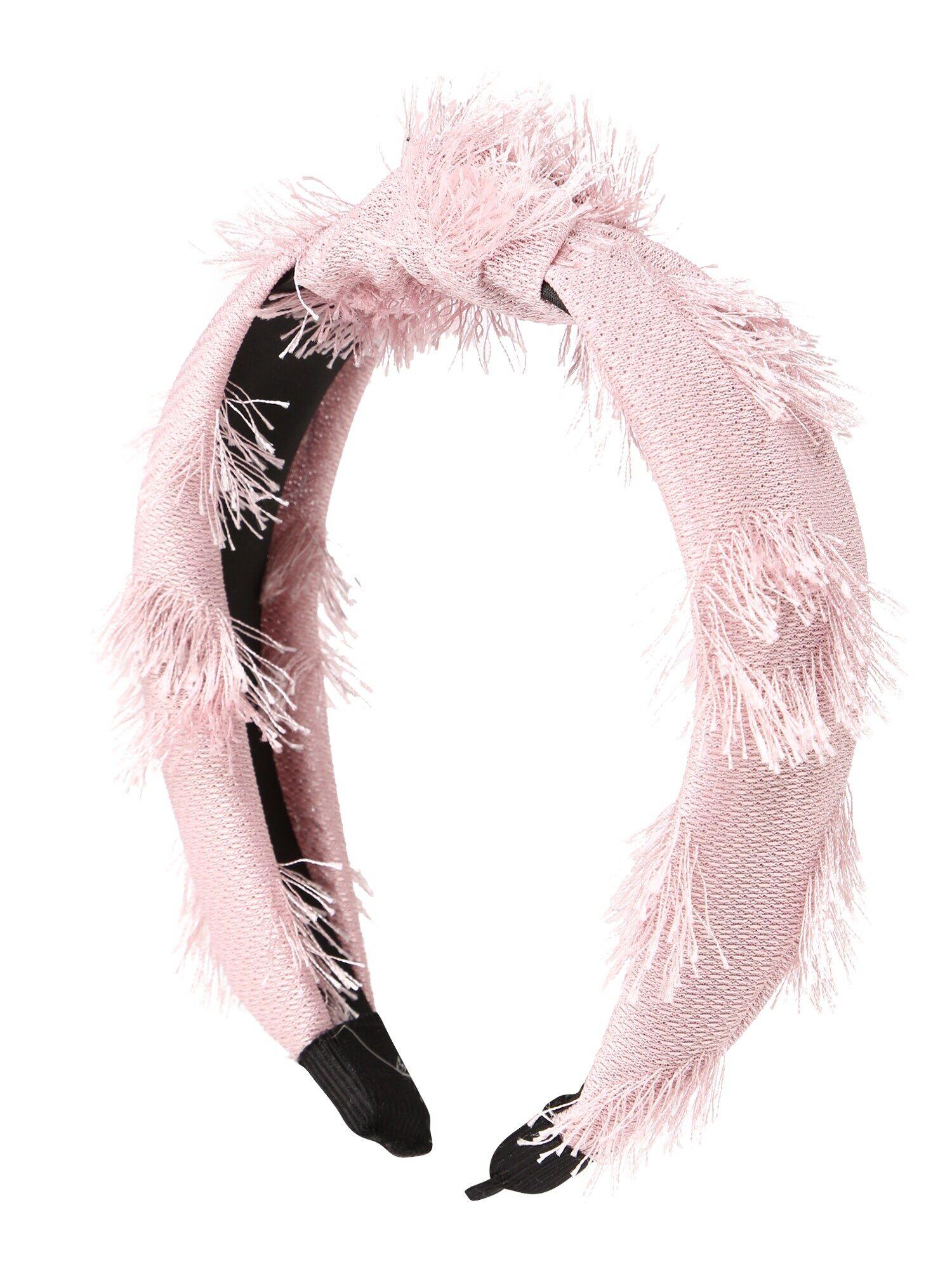 we are flowergirls ornamento per i capelli 'frey' rosa