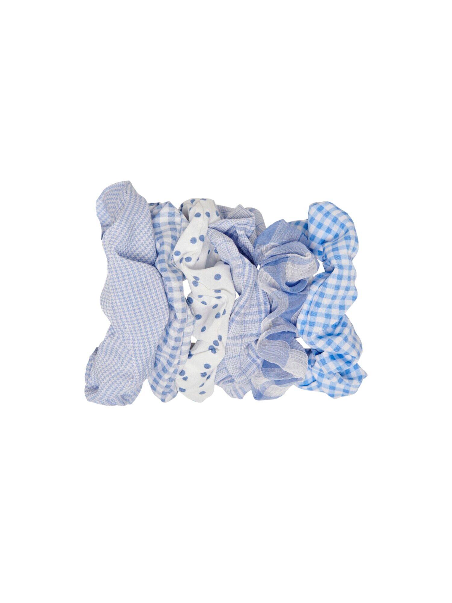only ornamento per i capelli 'victoria' blu