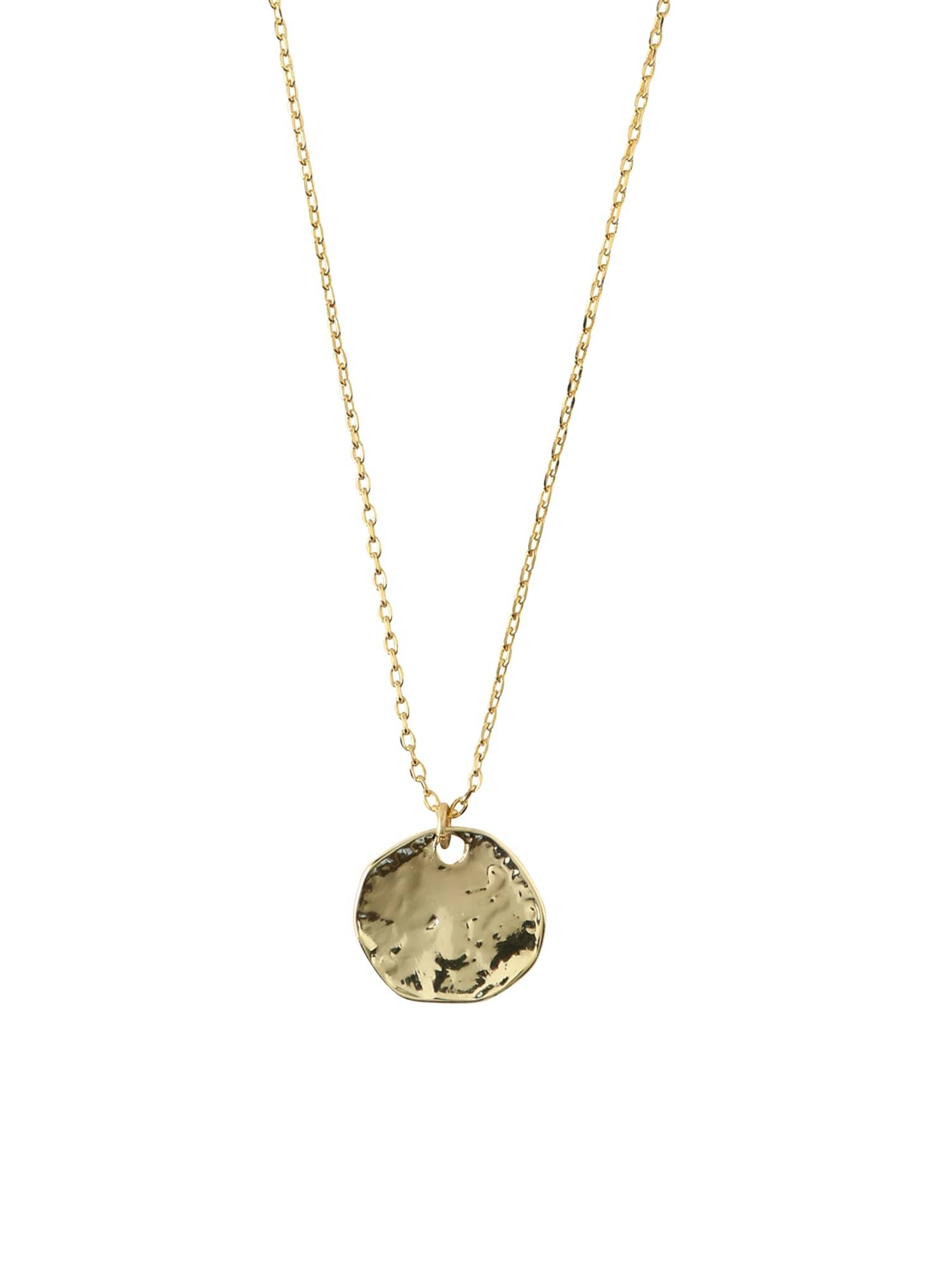 Orelia Collana 'Mini Coin Ditsy Necklace' Oro