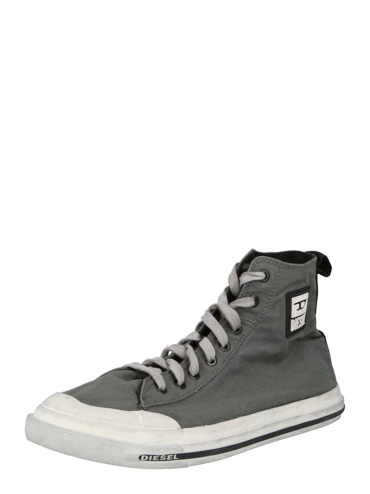 DIESEL Sneaker alta 'ASTICO' Grigio