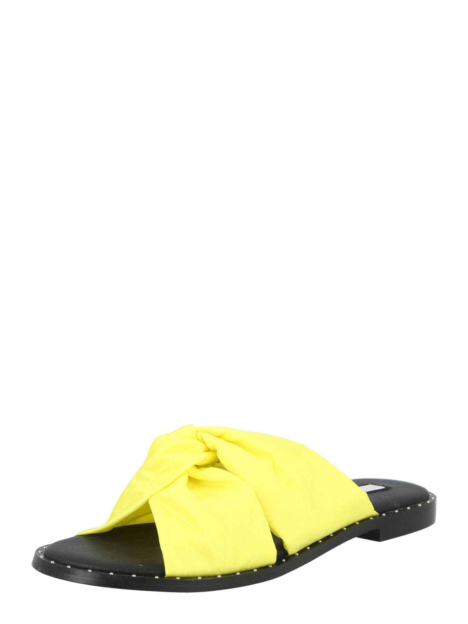 pepe jeans zoccoletto 'hayes' giallo