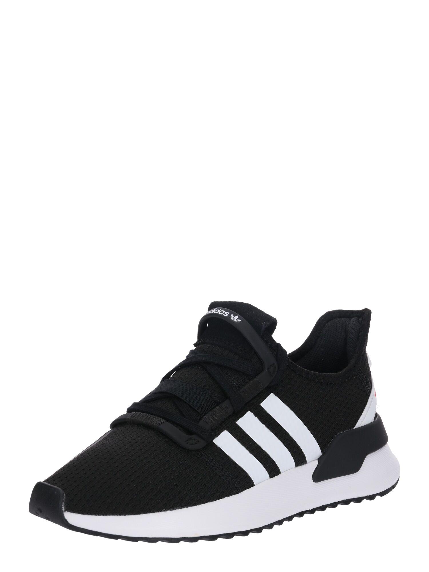 ADIDAS ORIGINALS Sneaker bassa 'U_Path Run' Nero