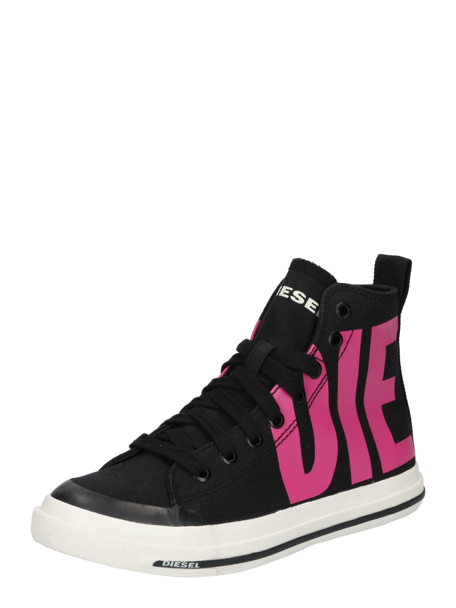 DIESEL Sneaker 'ASTICO' Nero