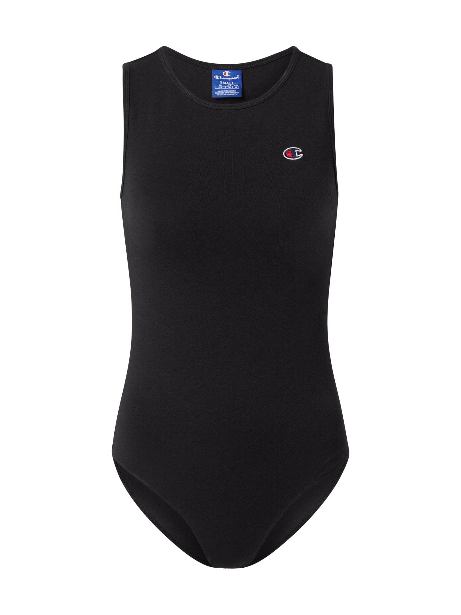 Champion Authentic Athletic Apparel Body a maglietta 'Balance' Nero