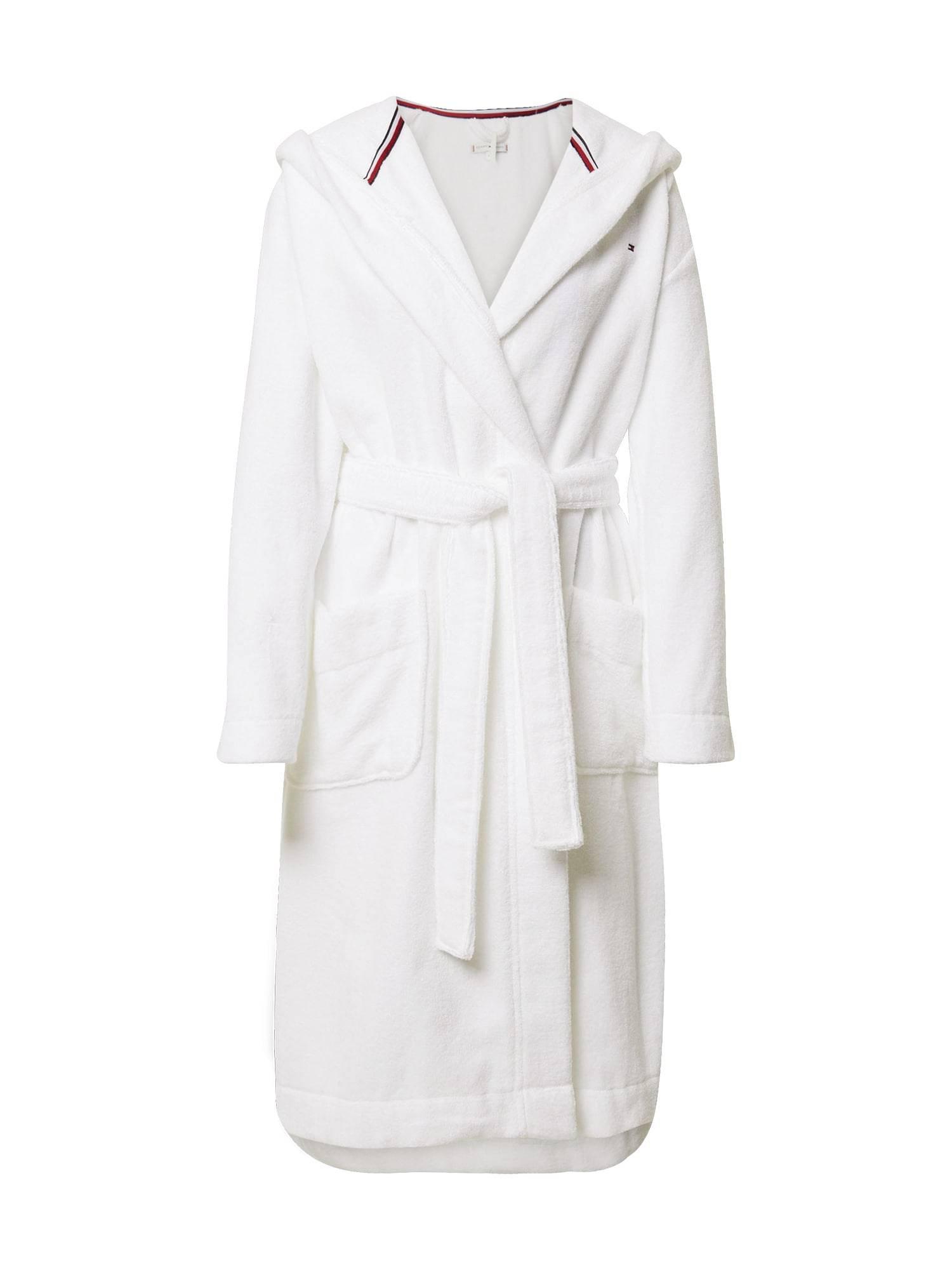 Tommy Hilfiger Underwear Accappatoio lungo Bianco