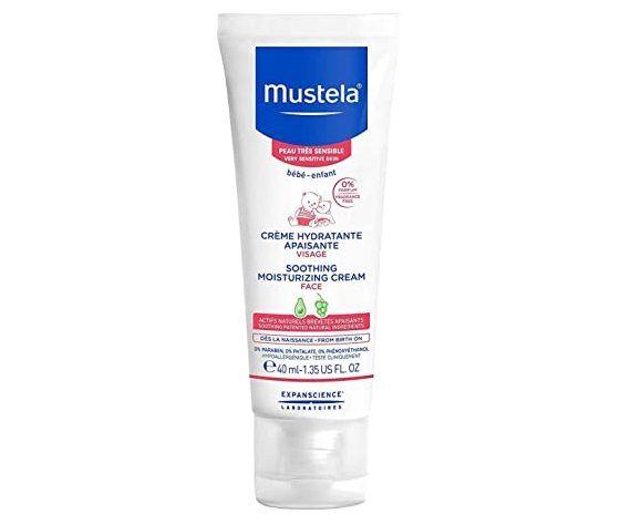 crema idratante comfort mustela