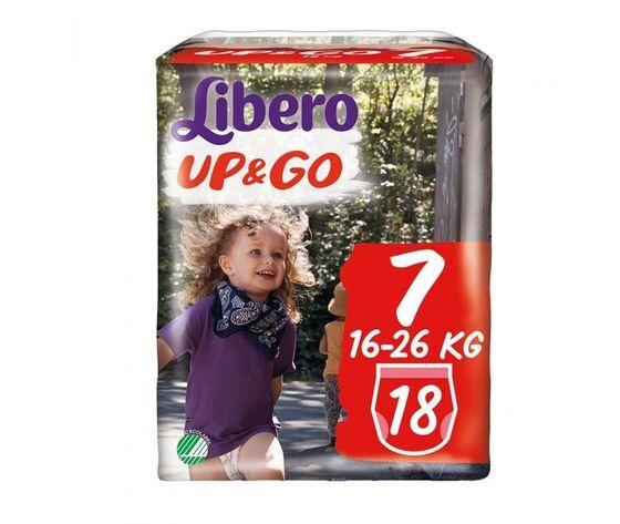 Pannolini Libero Up E Go 7