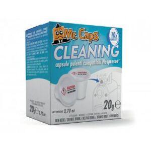 Mr Caps 10 capsule Mr Caps Cleaning compatibili con sistema Nespresso®